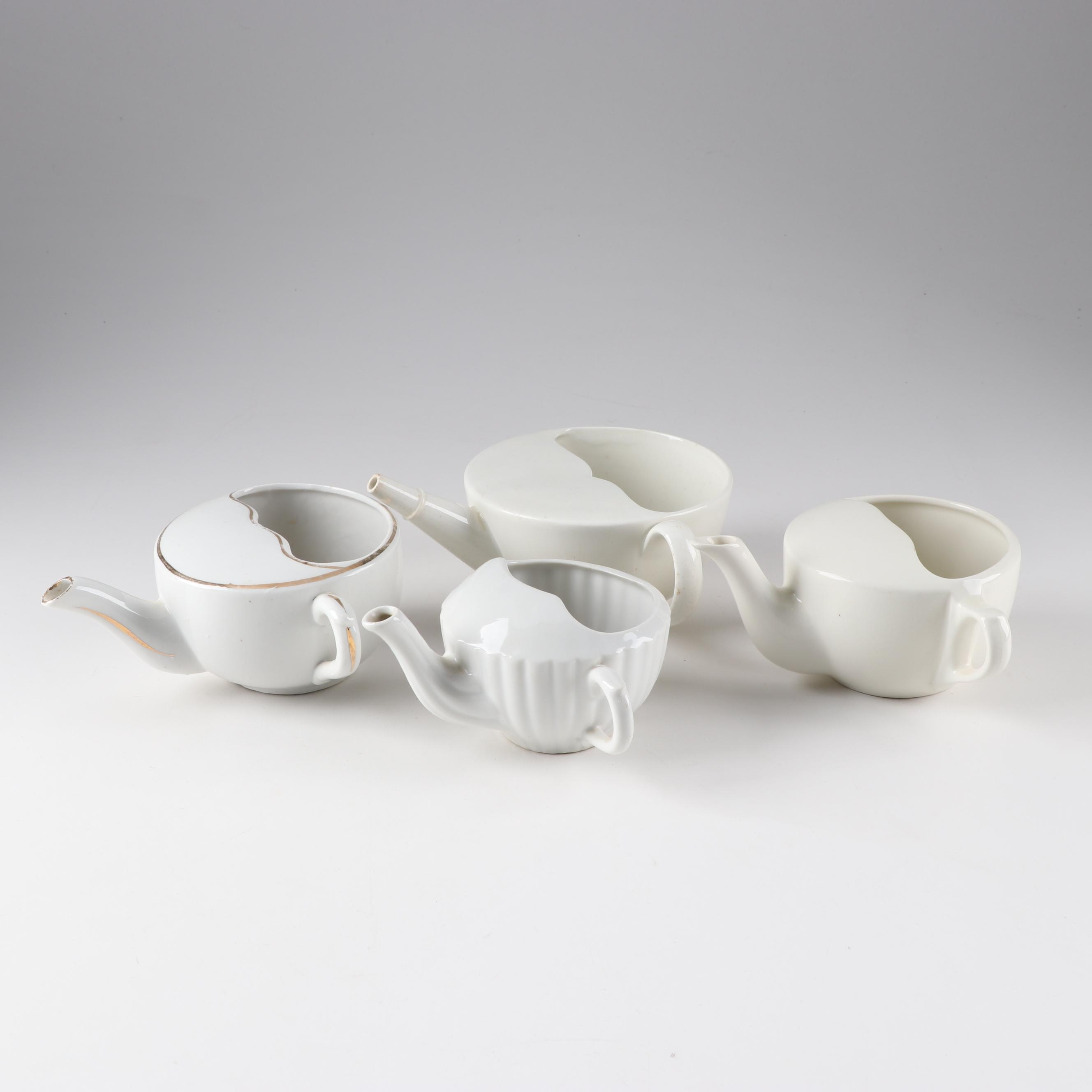 Porcelain Feeding Cups Featuring Royal Winton