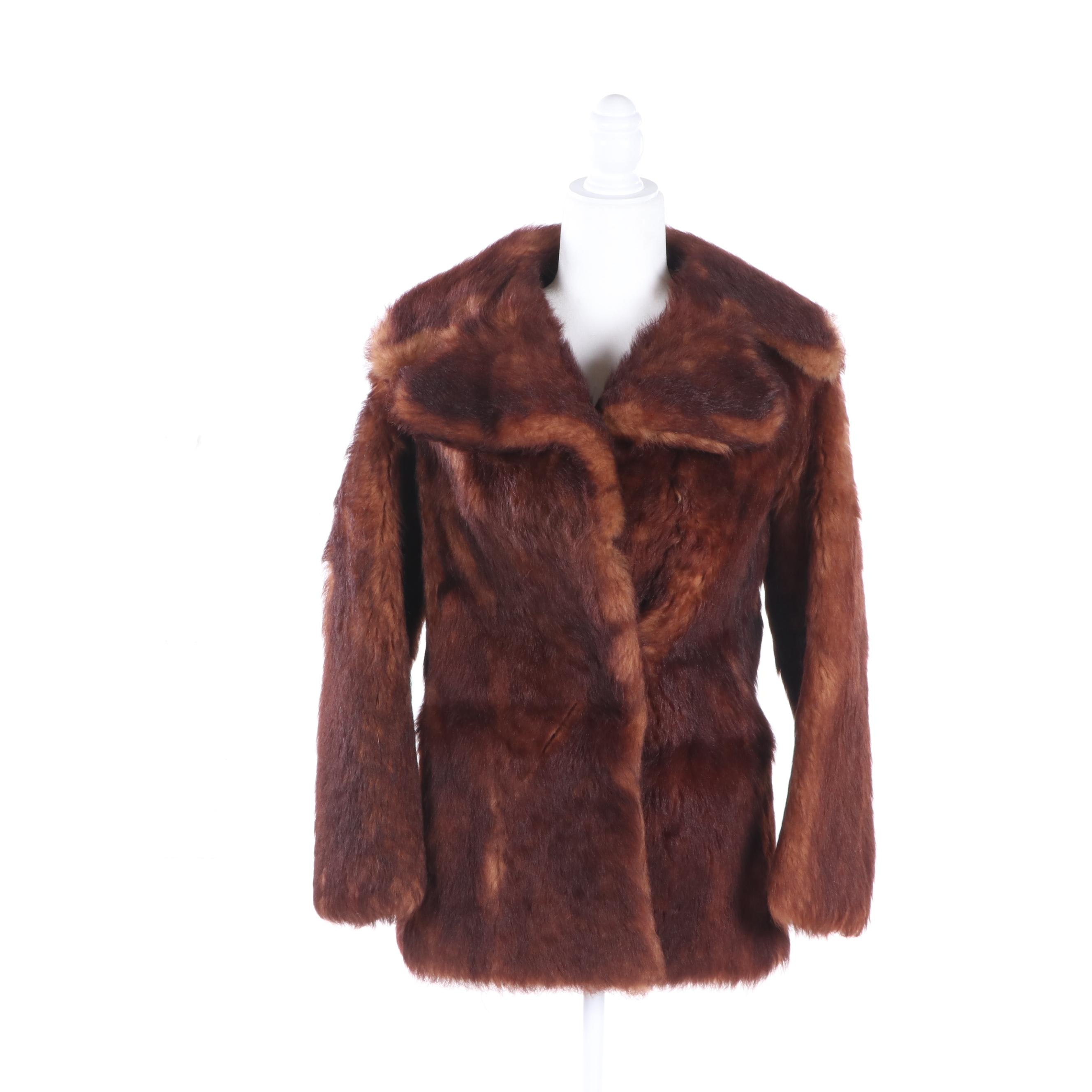 Women's Pellicceria Fur Coat