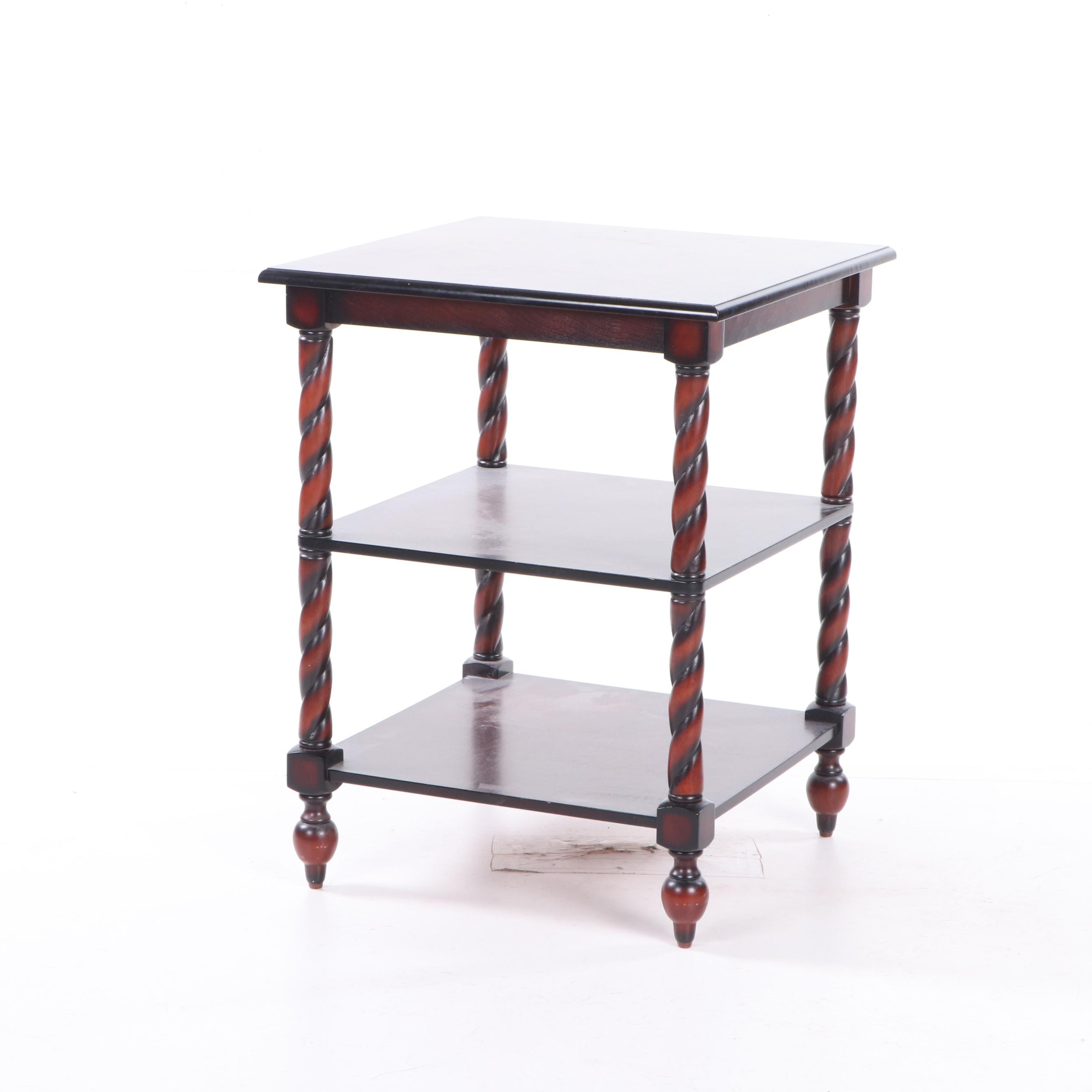 Bombay Outlet Tiered Side Table