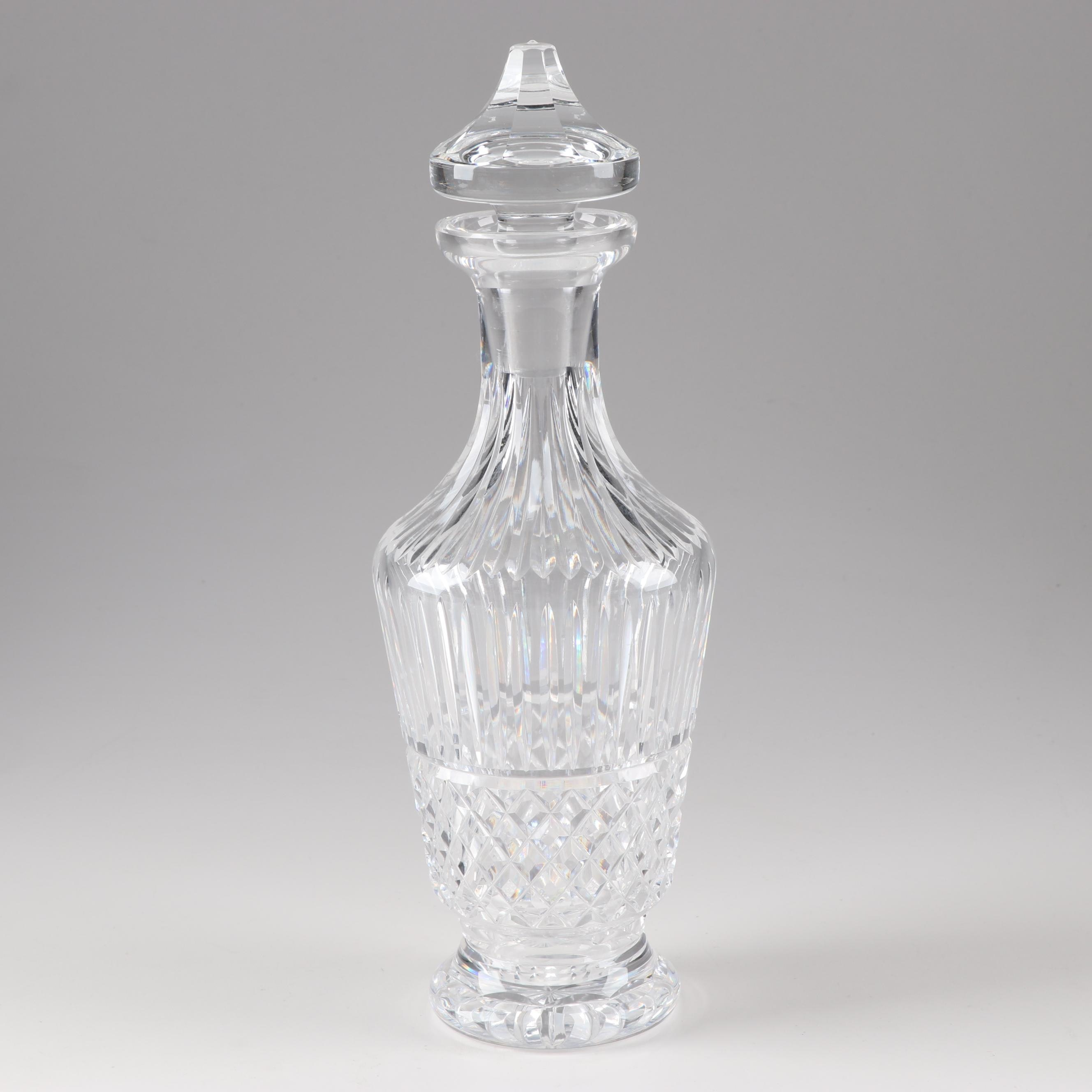 """Waterford """"Maeve"""" Wine Decanter"""