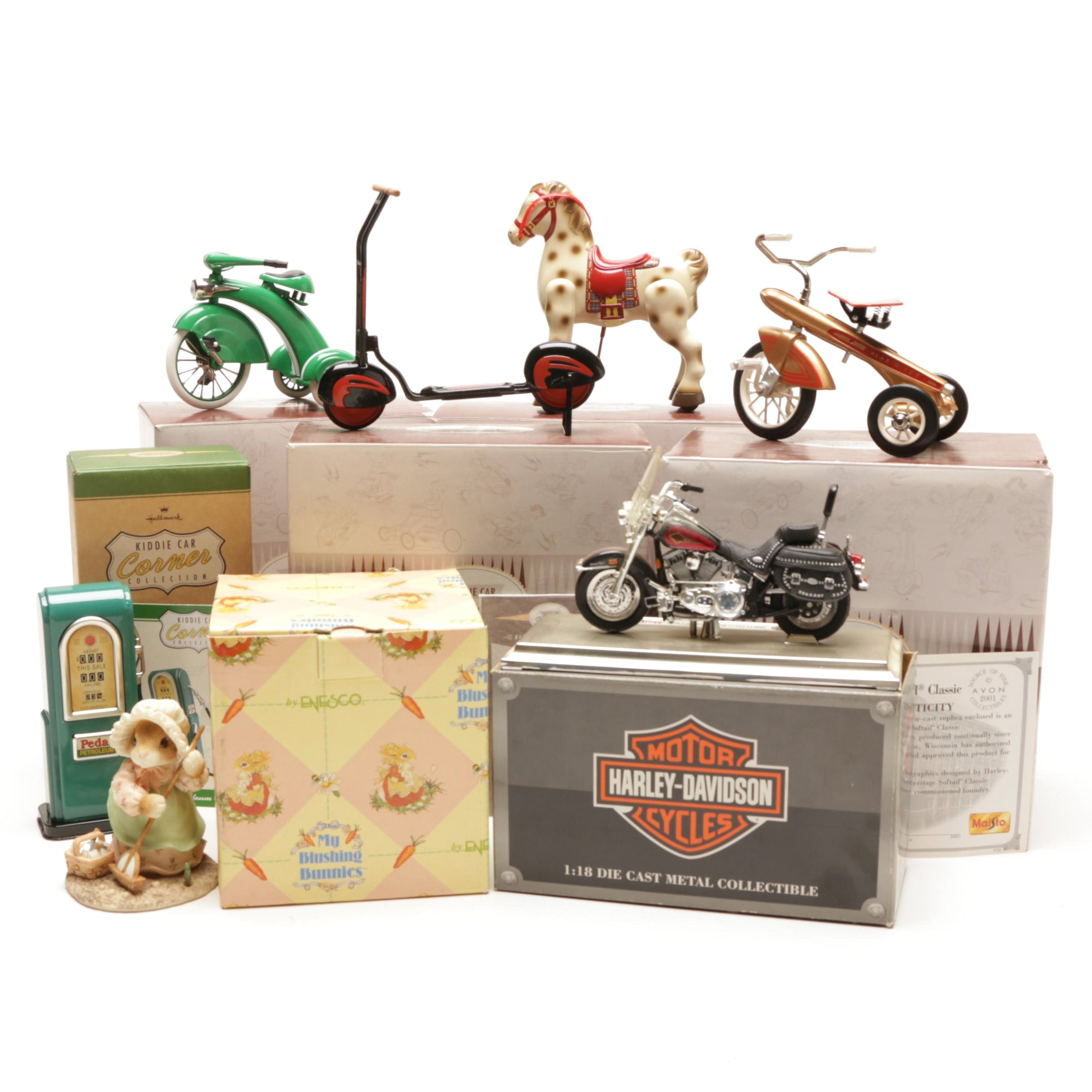Hallmark Collectibles and More