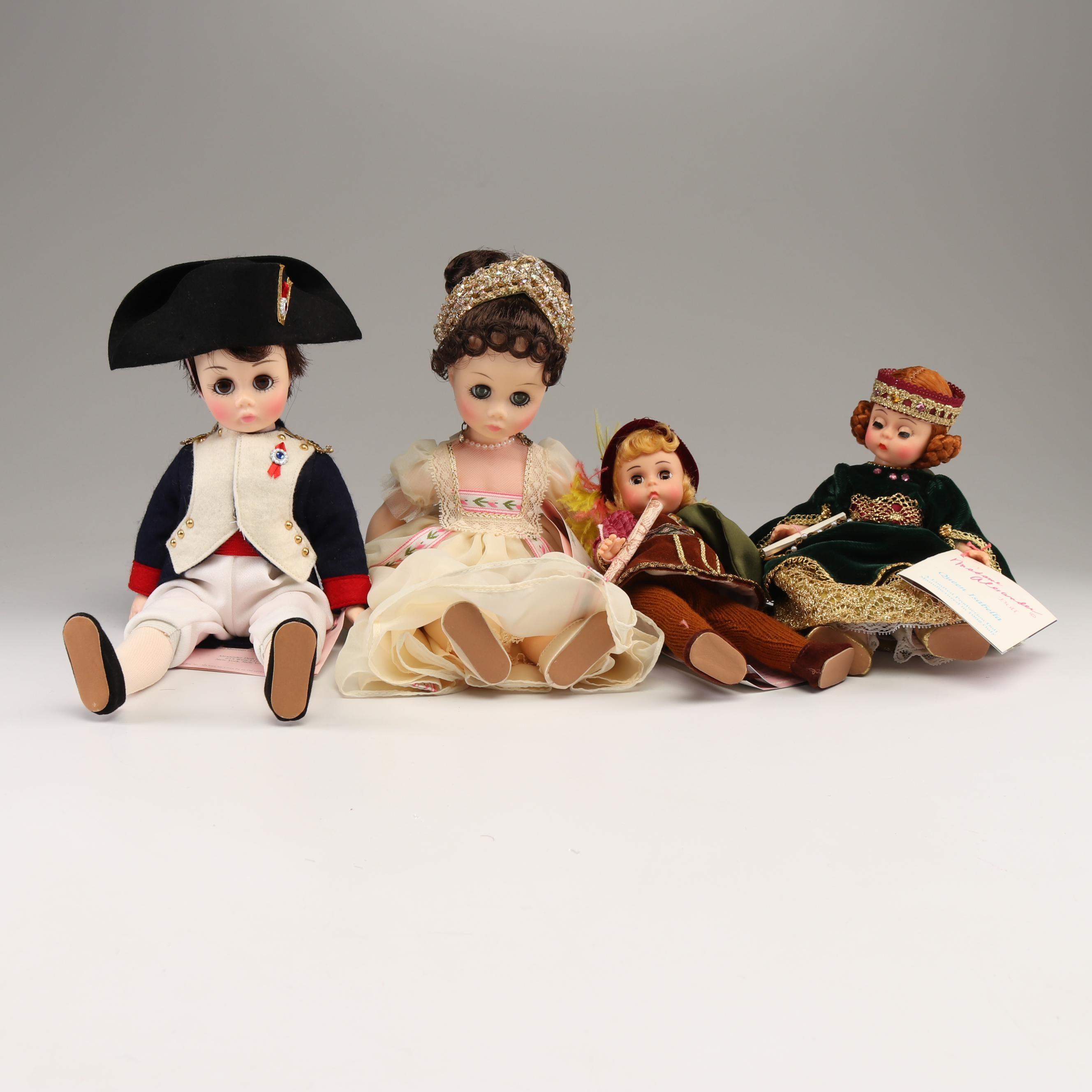 Madame Alexander Dolls Featuring Napoleon and Josephine