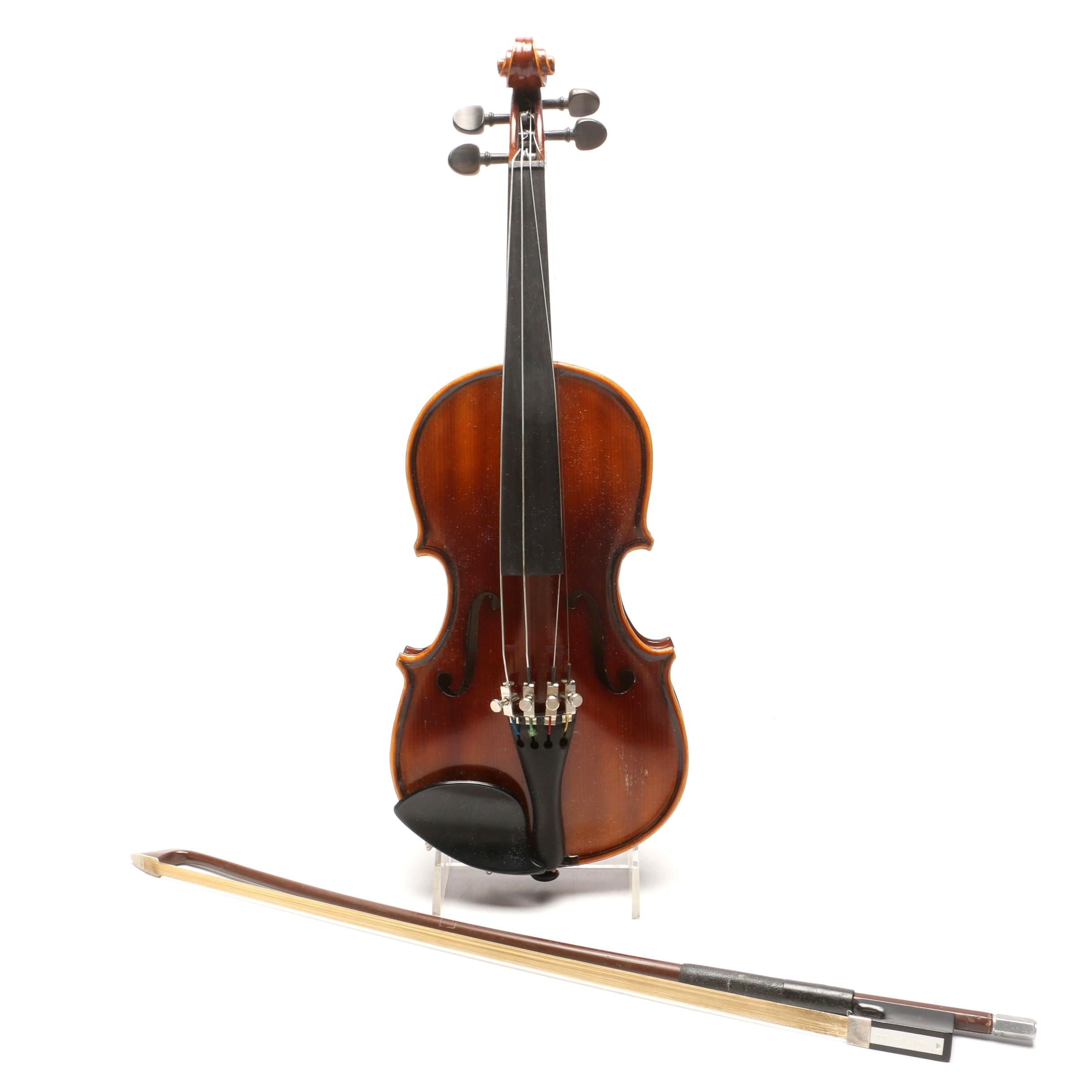 1/16 Size Hungarian Child's Violin