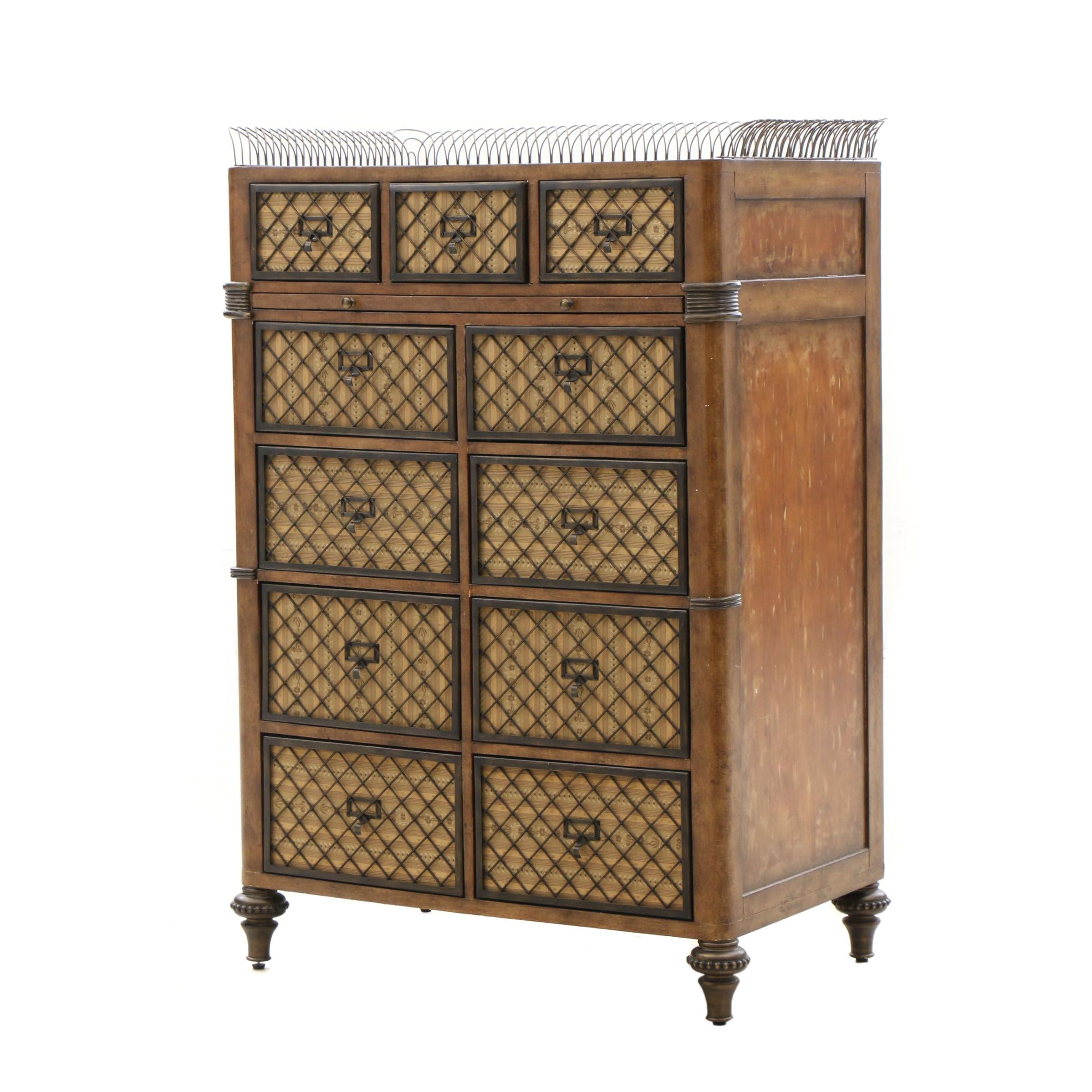 Regency Style Chest of Drawers