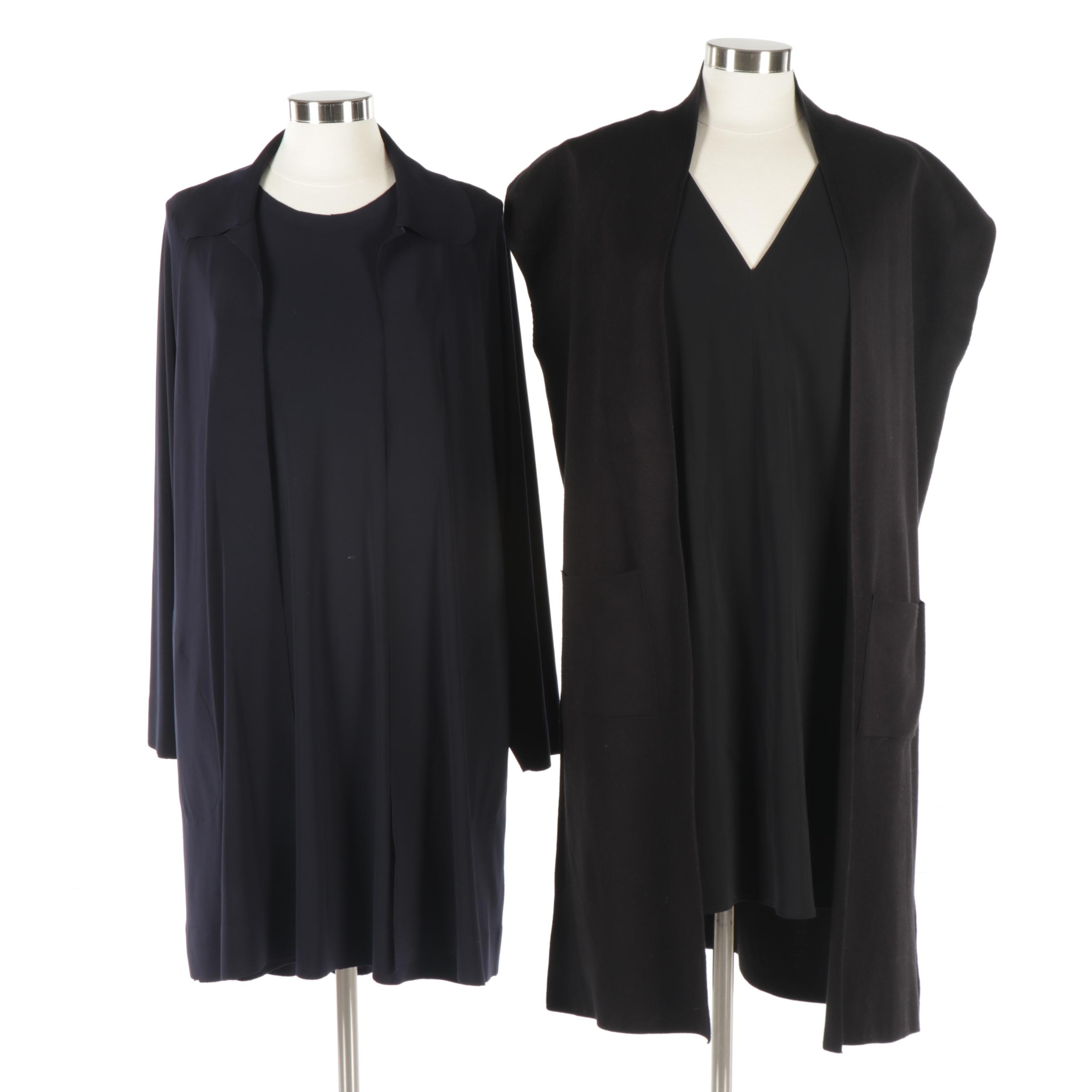 Women's Sleeveless Shift and Sheath Dresses with Jackets Including Rag & Bone