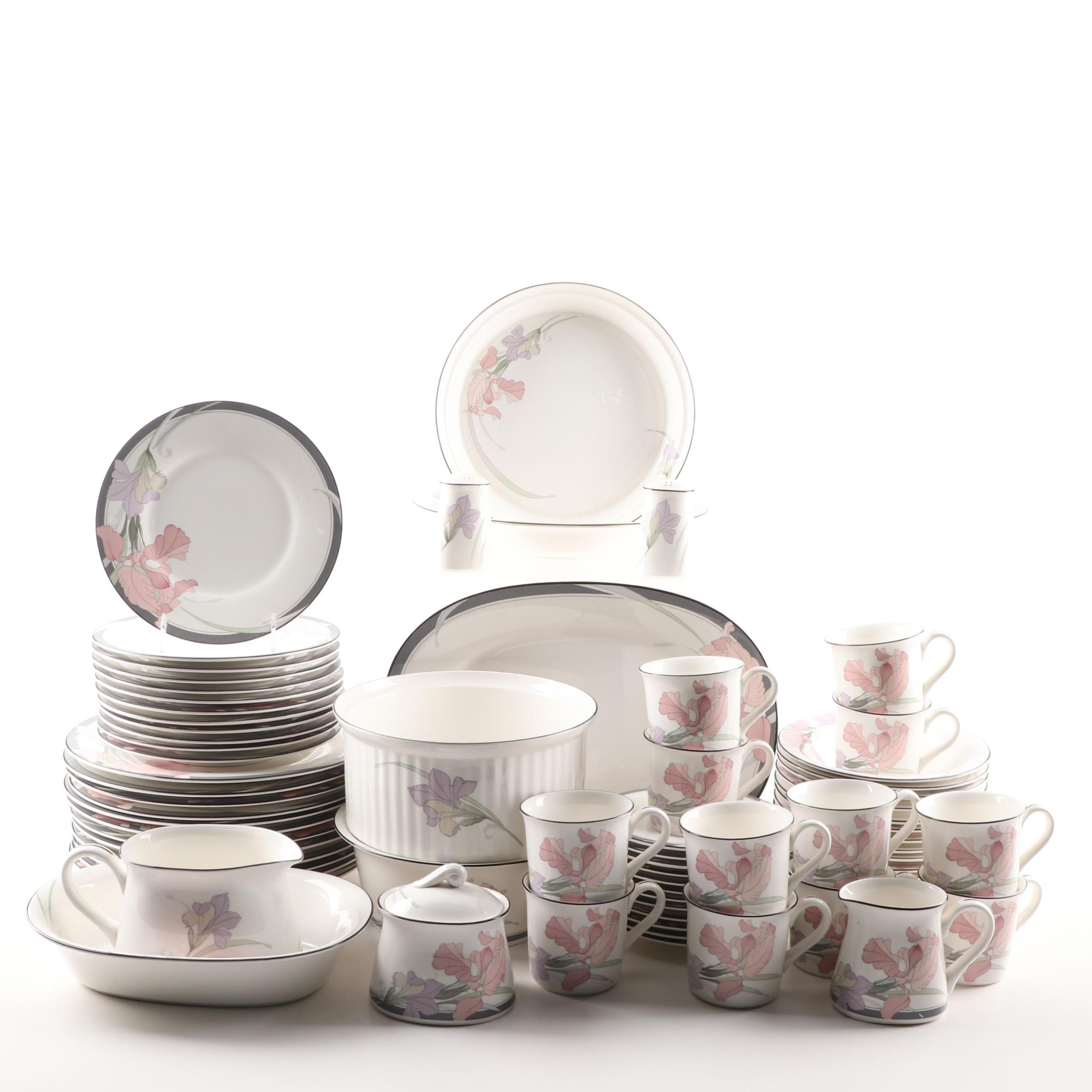 "Noritake ""Cafe Du Soir"" Dinnerware Set"