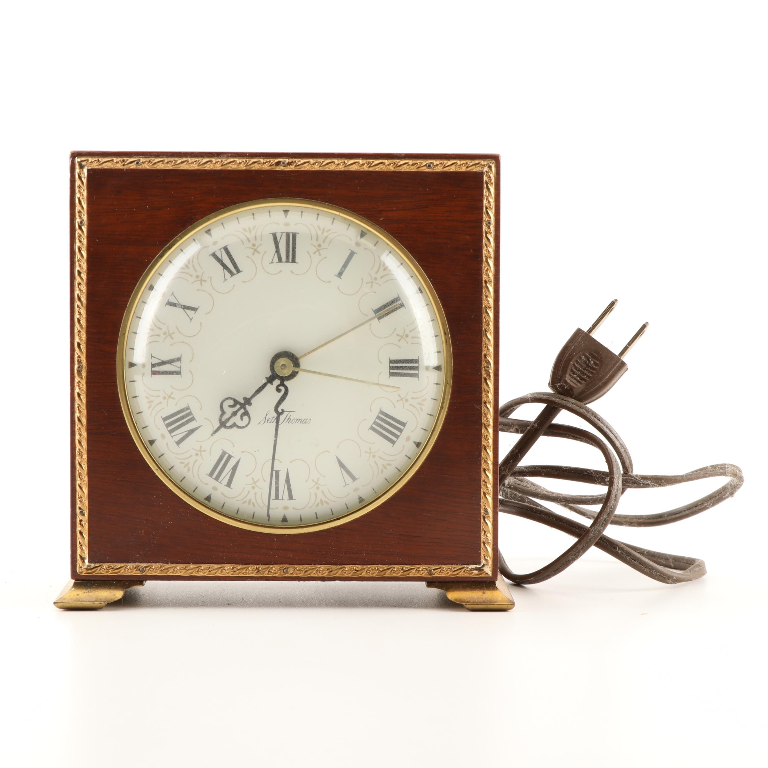 Vintage Seth Thomas Alarm Clock