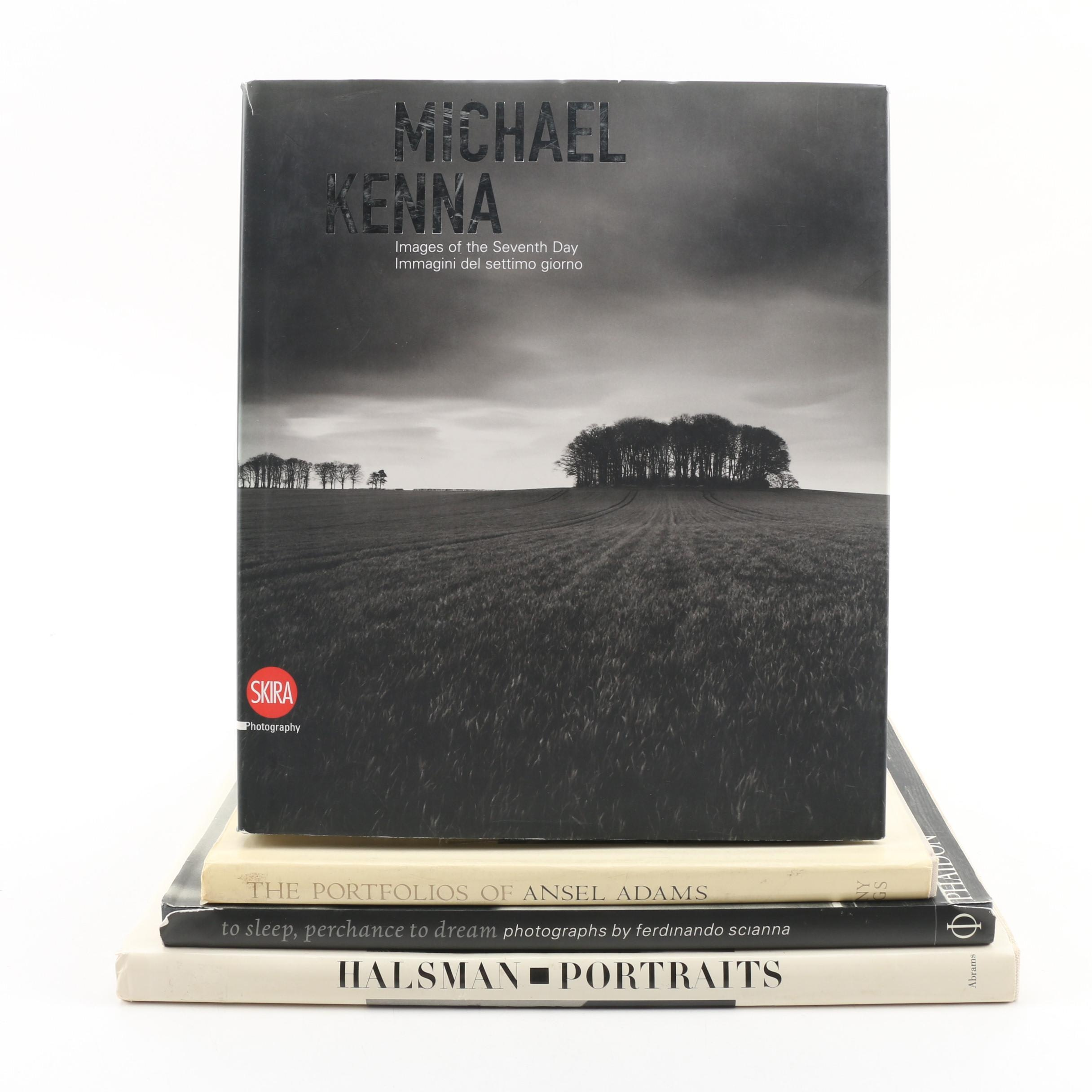 Photography Coffee Table Books