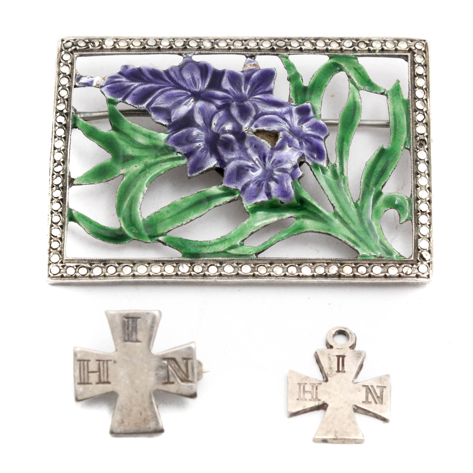 Sterling Silver Easter and Religious Jewelry