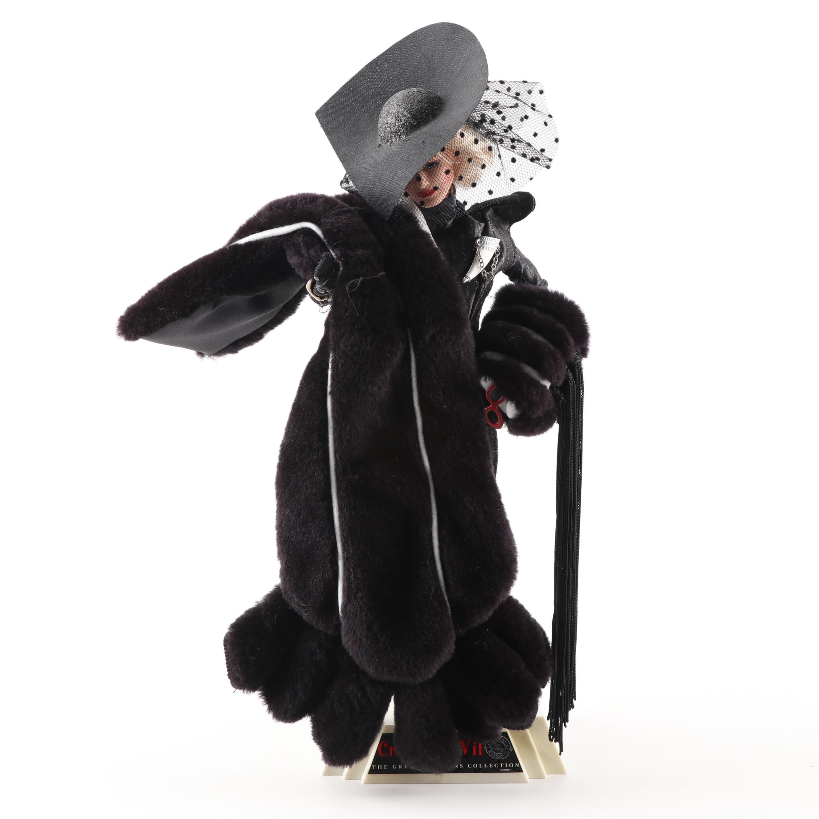 Disney Cruella De Vil Doll
