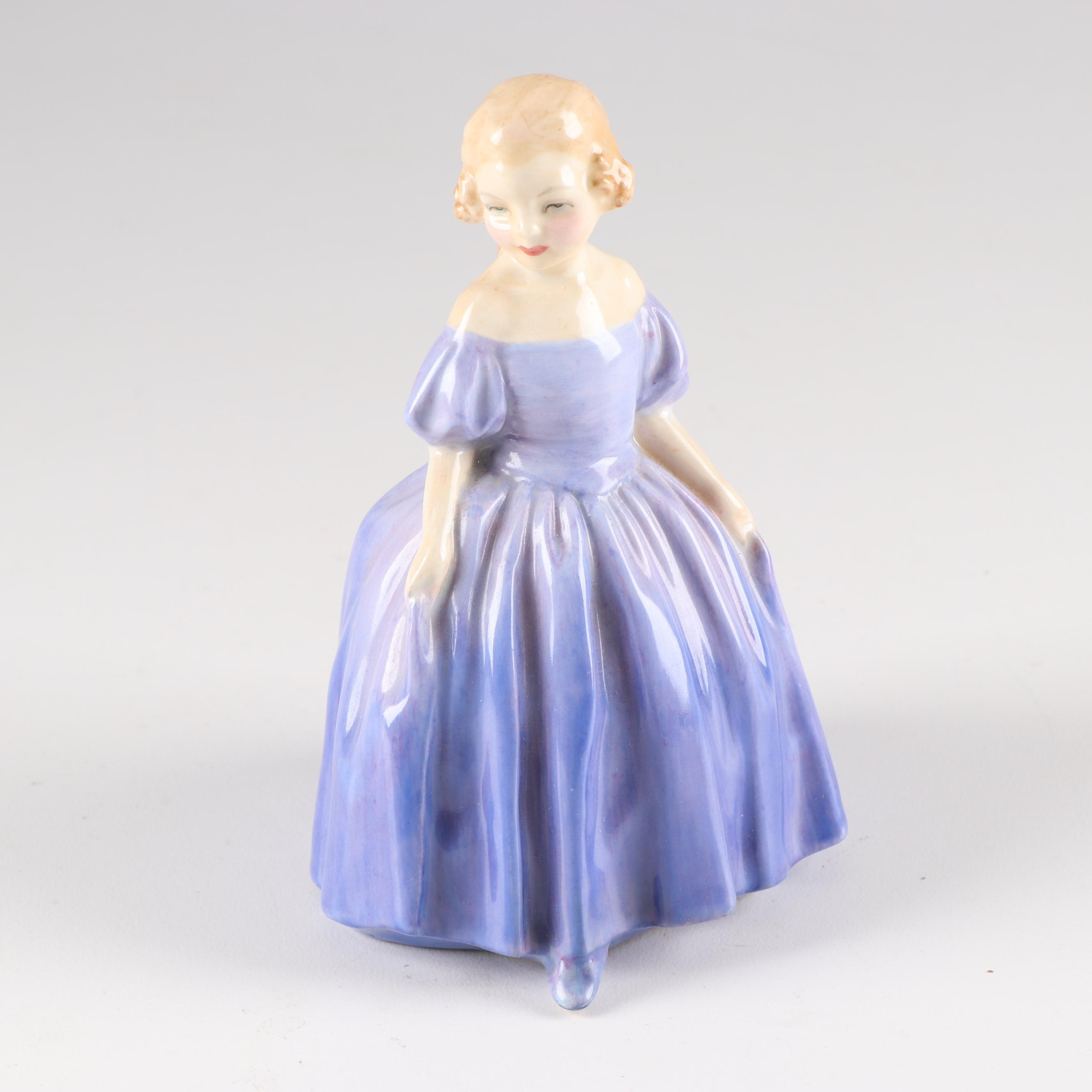 "Royal Doulton ""Marie"" Porcelain Figurine"