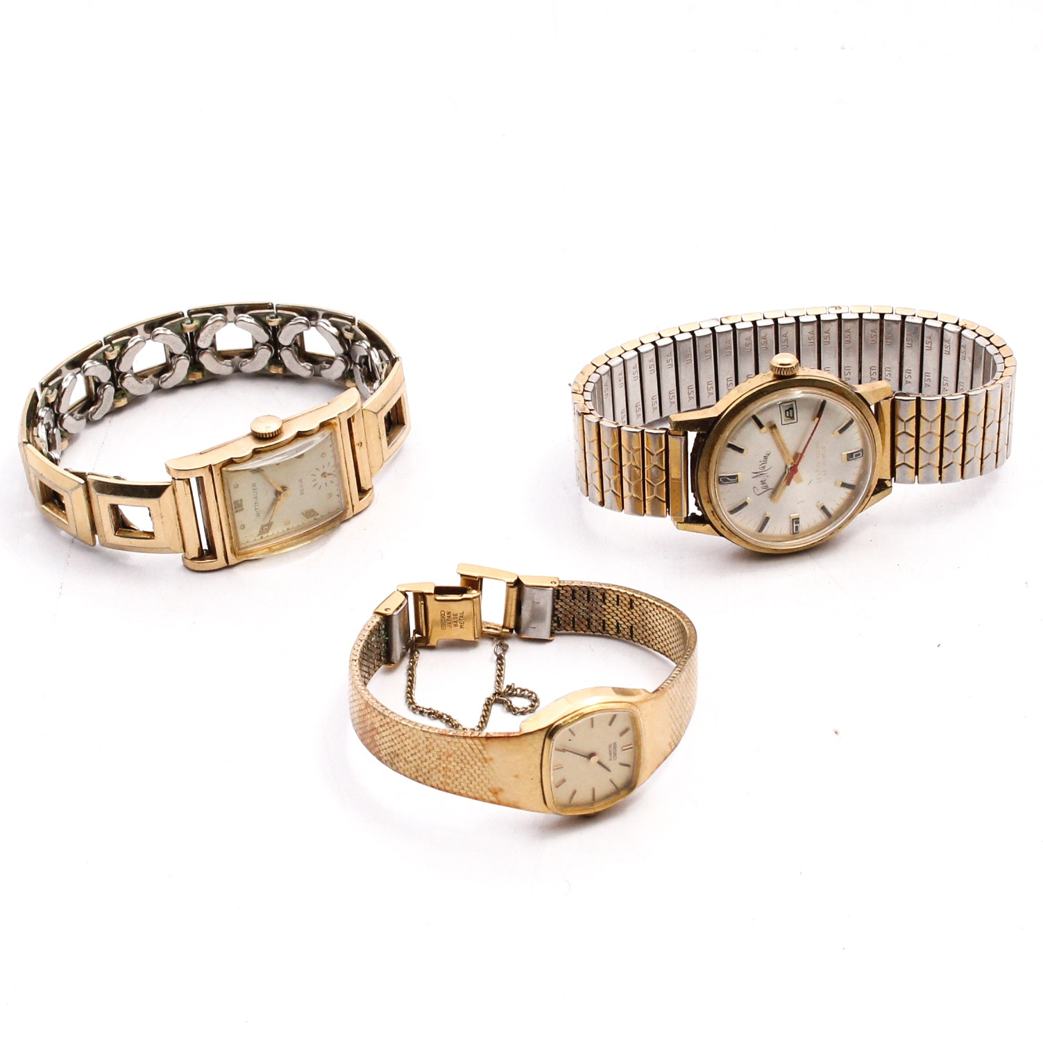 Vintage Wristwatch Collection