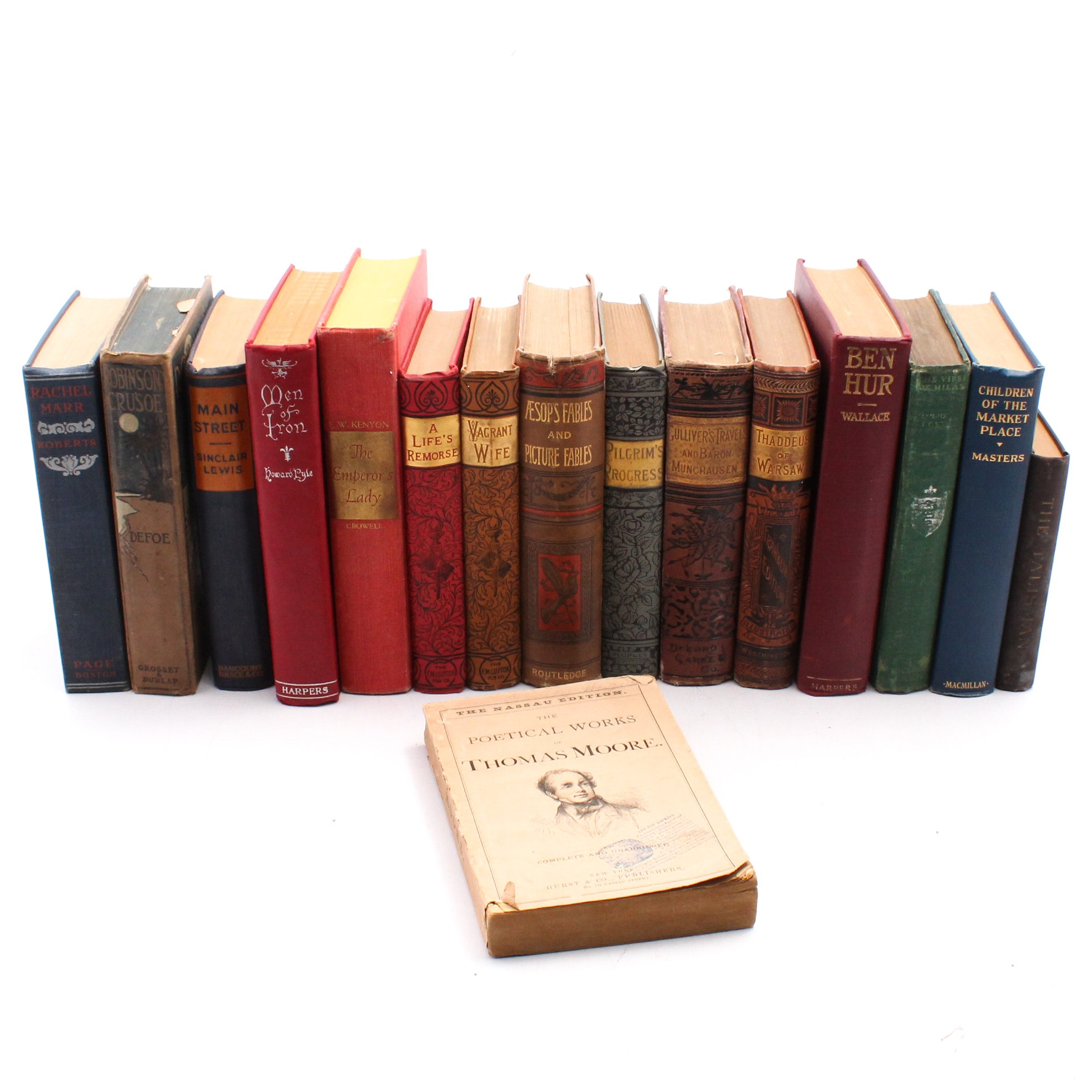 Vintage Literature Collection