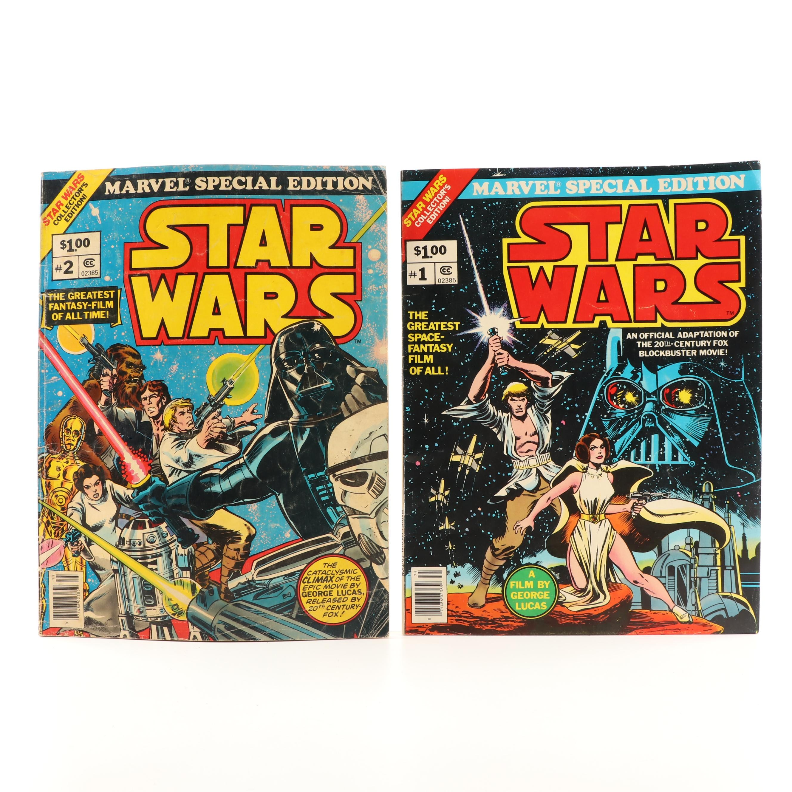 "Marvel Special Edition ""Star Wars"" Comic Books"