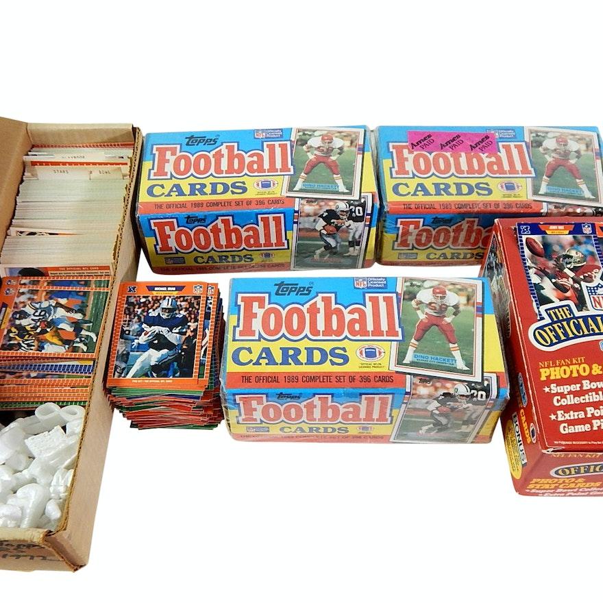 b08f45eacef Topps Football Factory Sealed Sets