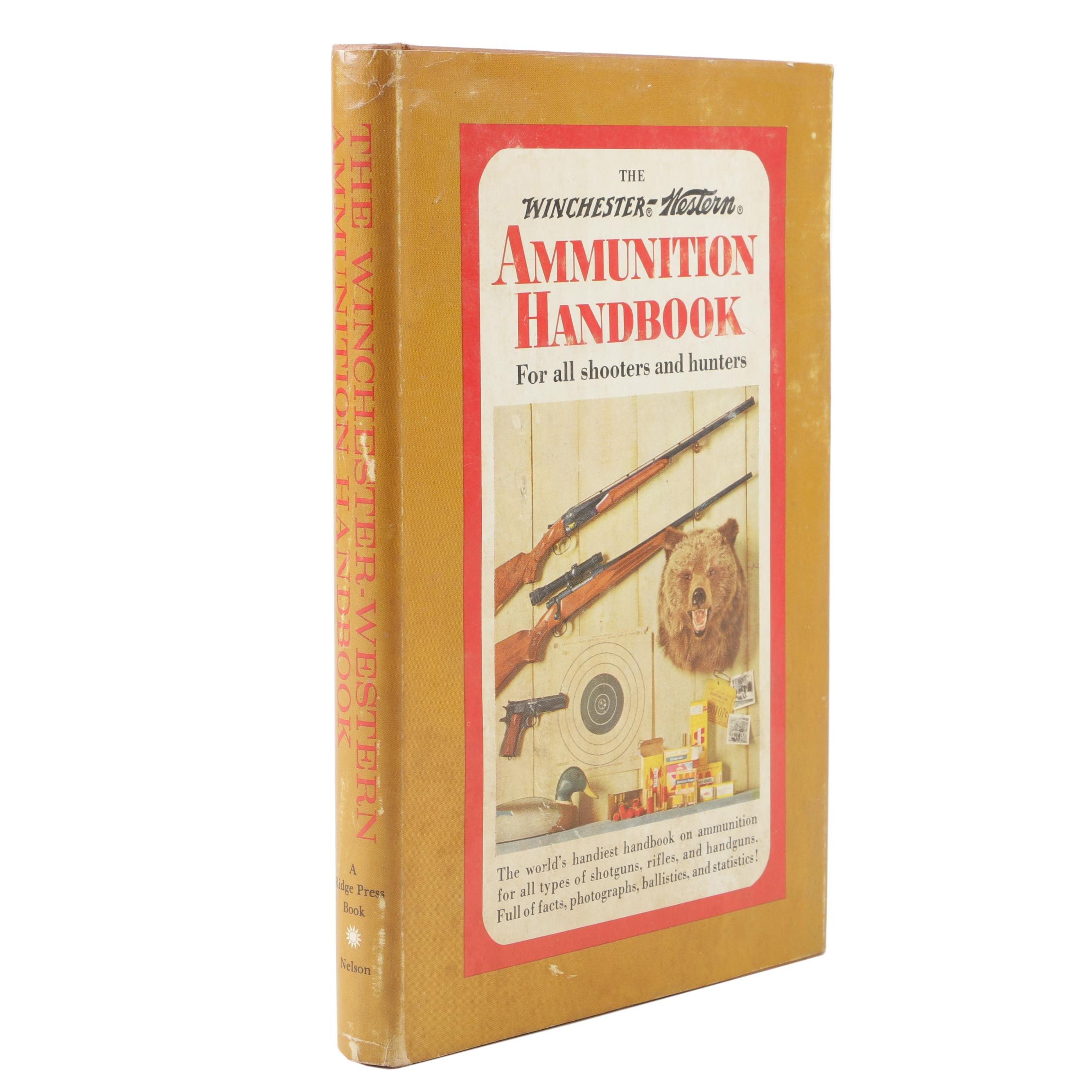 """1965 Winchester-Western """"Ammunition Handbook"""""""