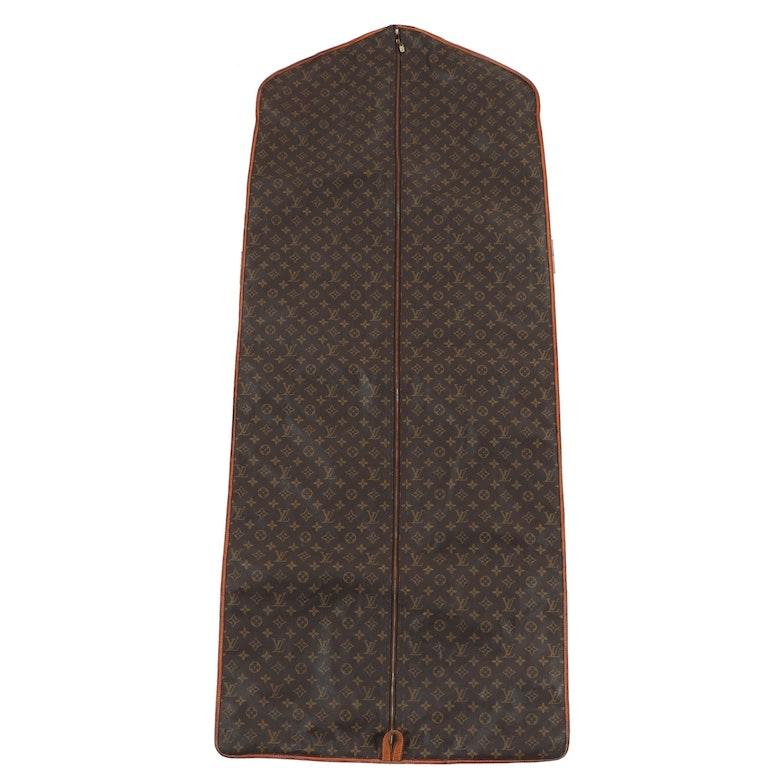2000ab4959ea Louis Vuitton Malletier Monogram Canvas Garment Bag