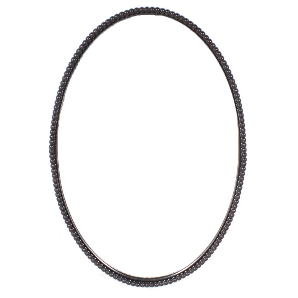 Decorative Oval Wall Mirror by Uttermost