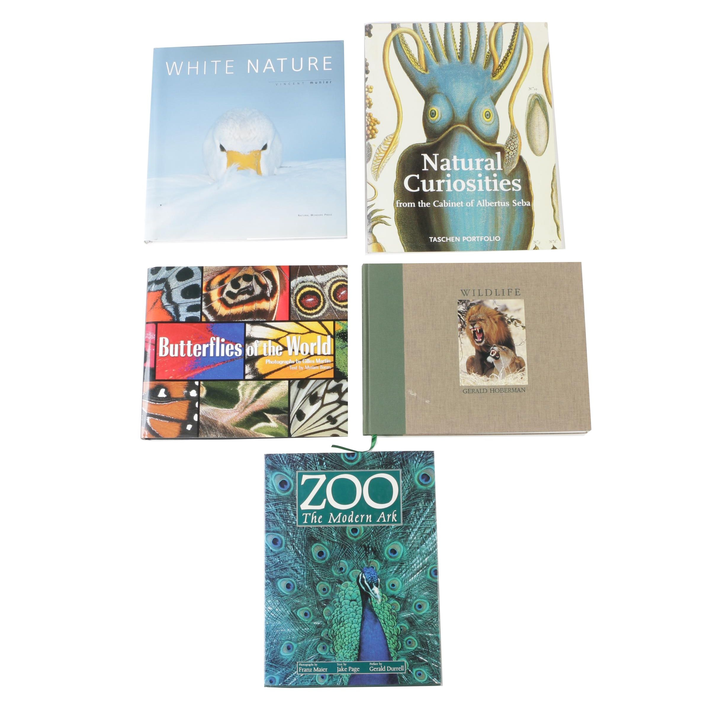 Photography and Nature Coffee Table Books
