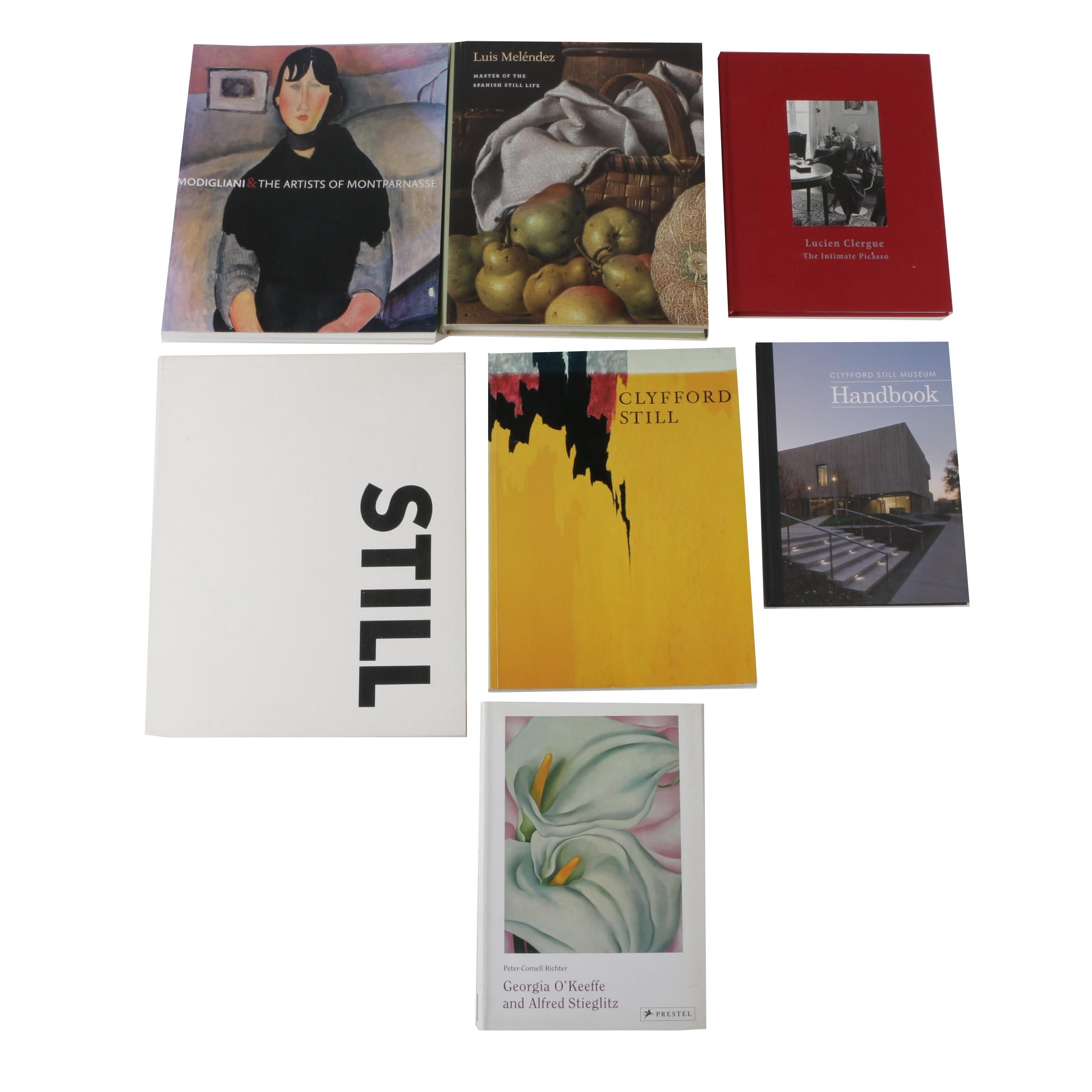 Art Coffee Table Books
