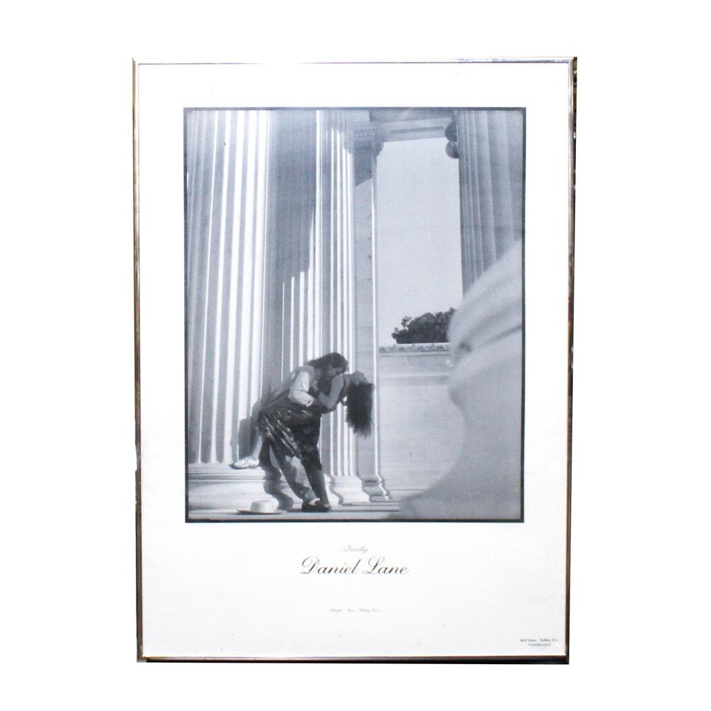 "Daniel Lane Poster ""Quietly"""