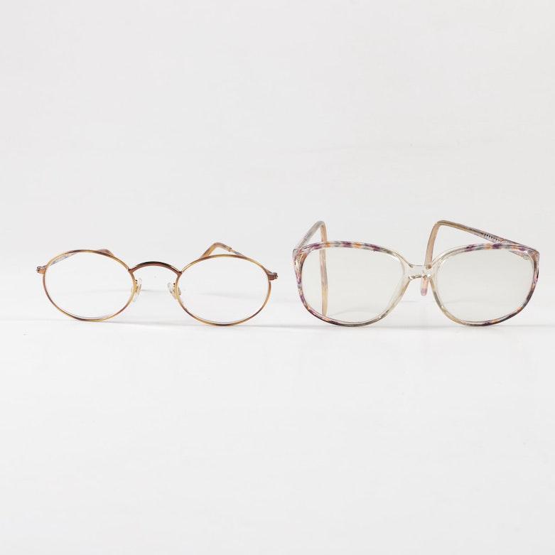 d193b5f60de Wilshire Designs Eyeglasses and Dr. Dean Edell Readers   EBTH