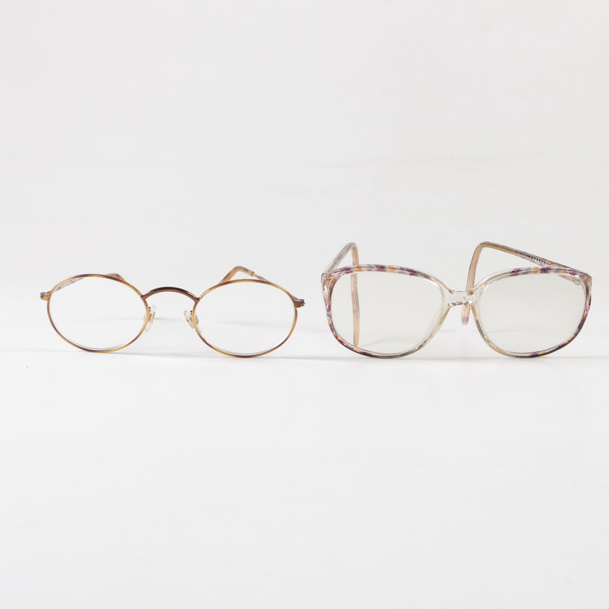 ed2e3c67055 Wilshire Designs Eyeglasses and Dr. Dean Edell Readers   EBTH