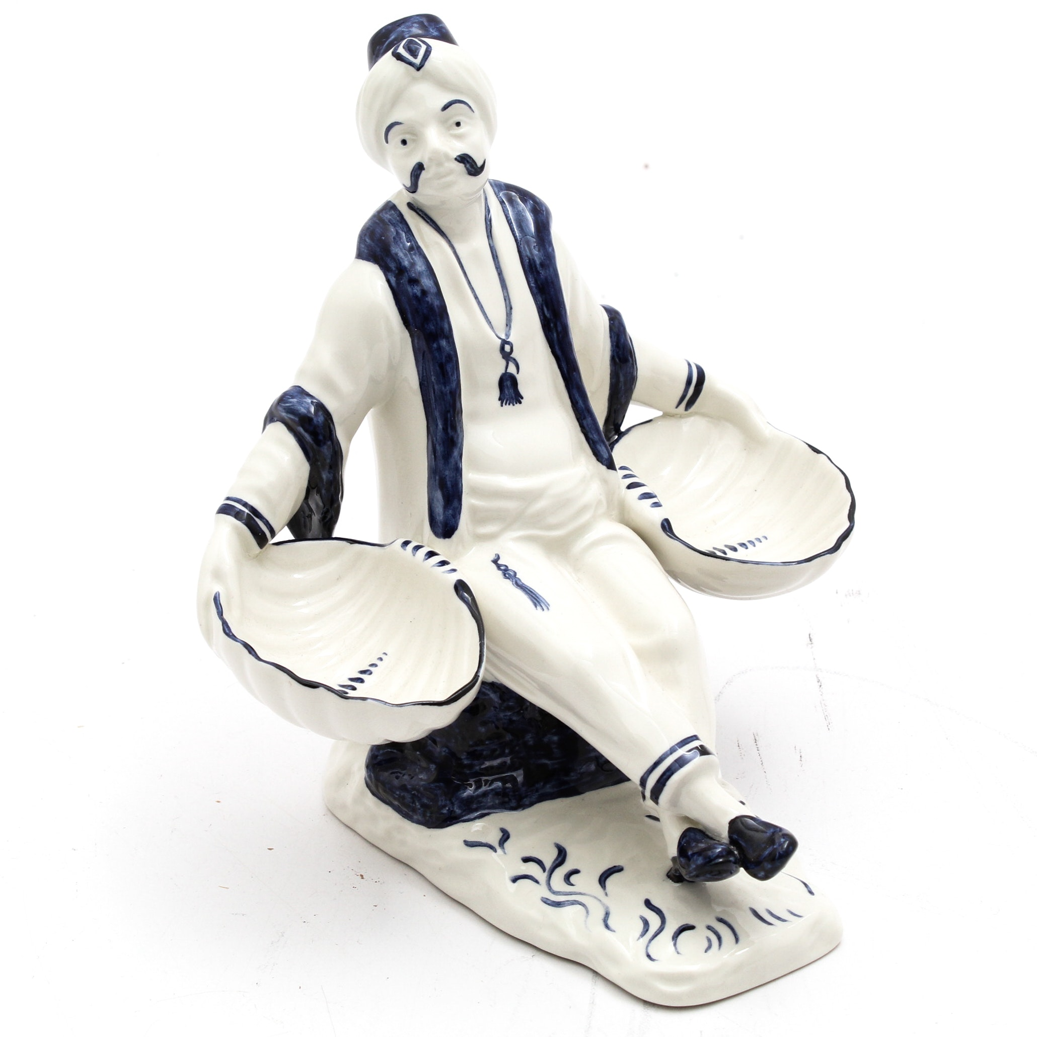 Villeroy & Boch Porcelain Double Salt Cellar