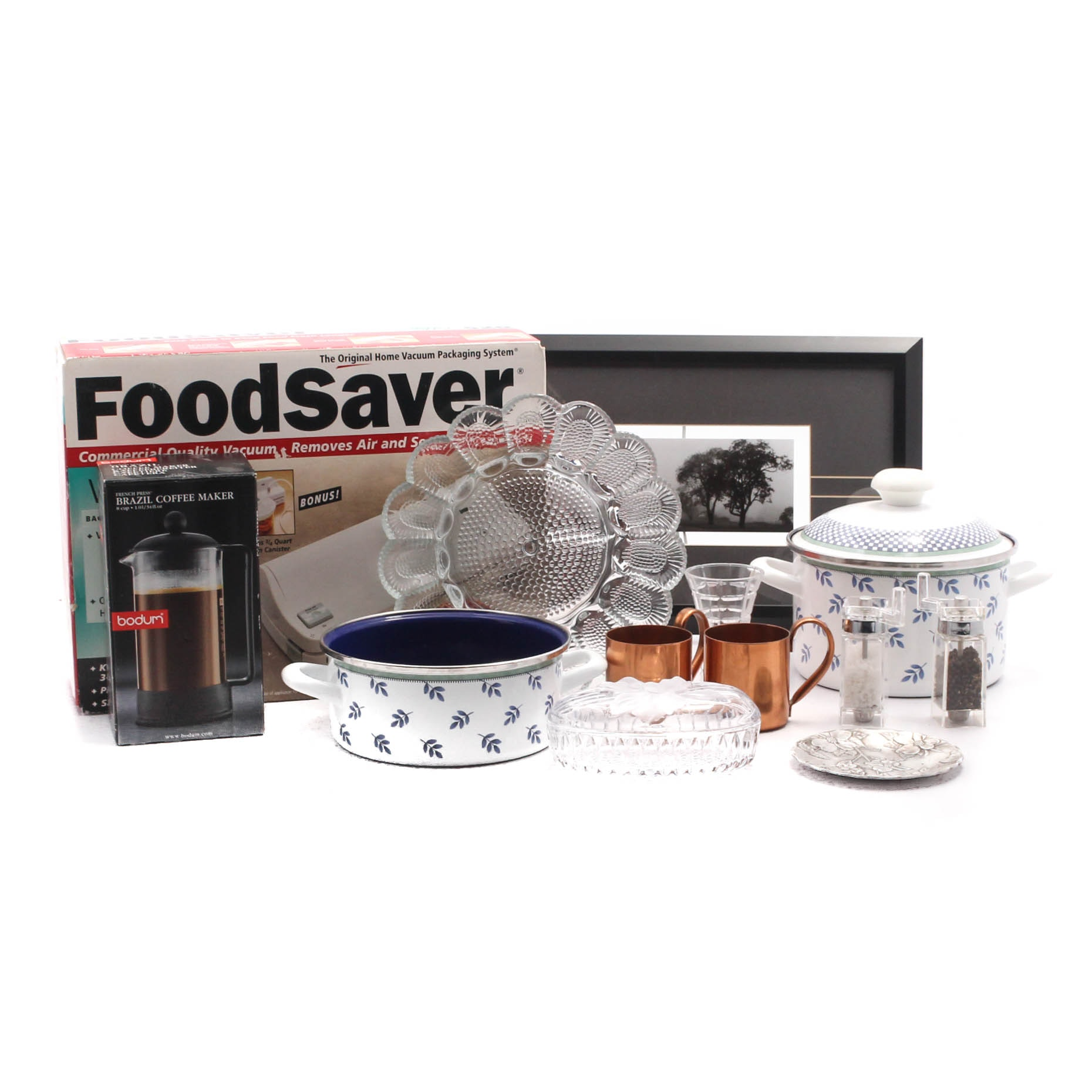 Kitchenalia Featuring Foodsaver and Villeroy & Boch