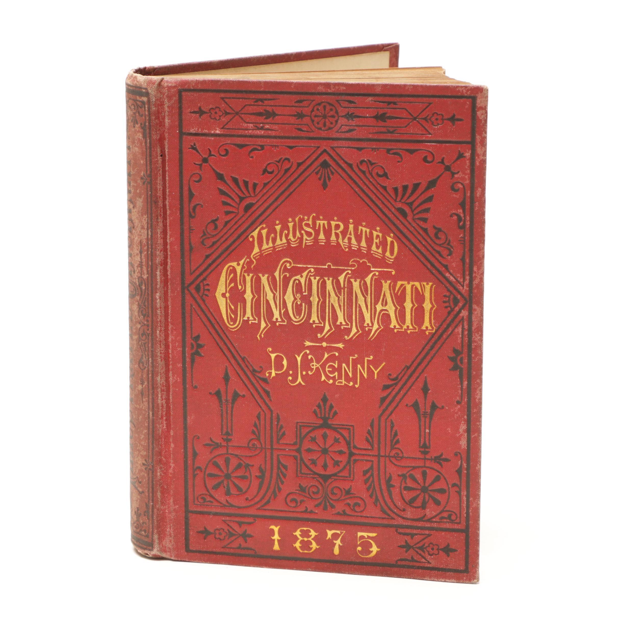 "1875 ""Illustrated Cincinnati"" First Edition"