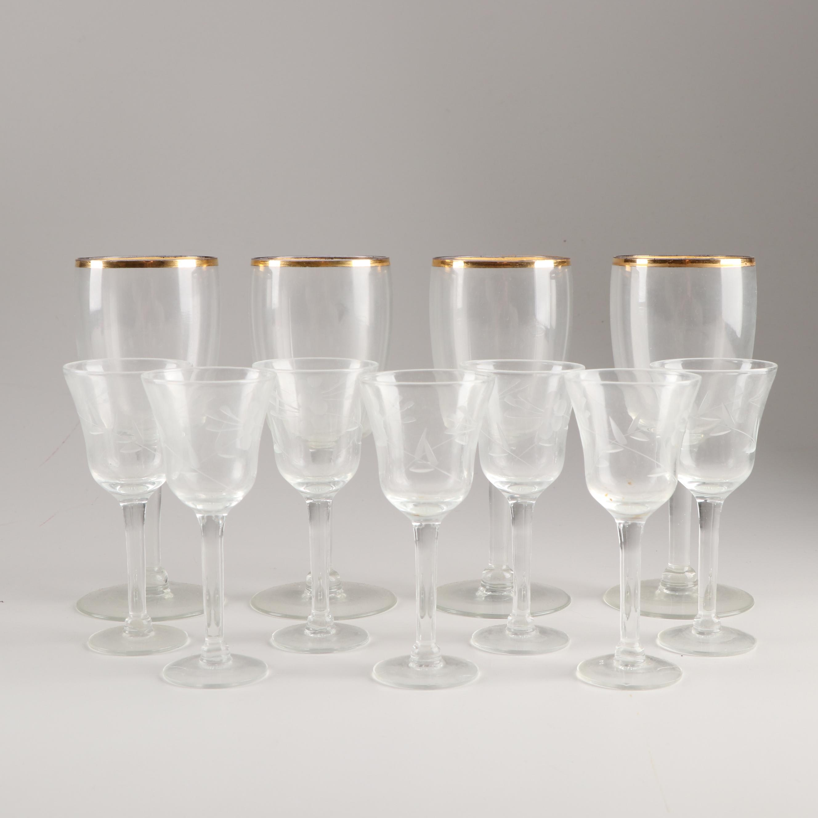 Wine Glass and Cordial Collection