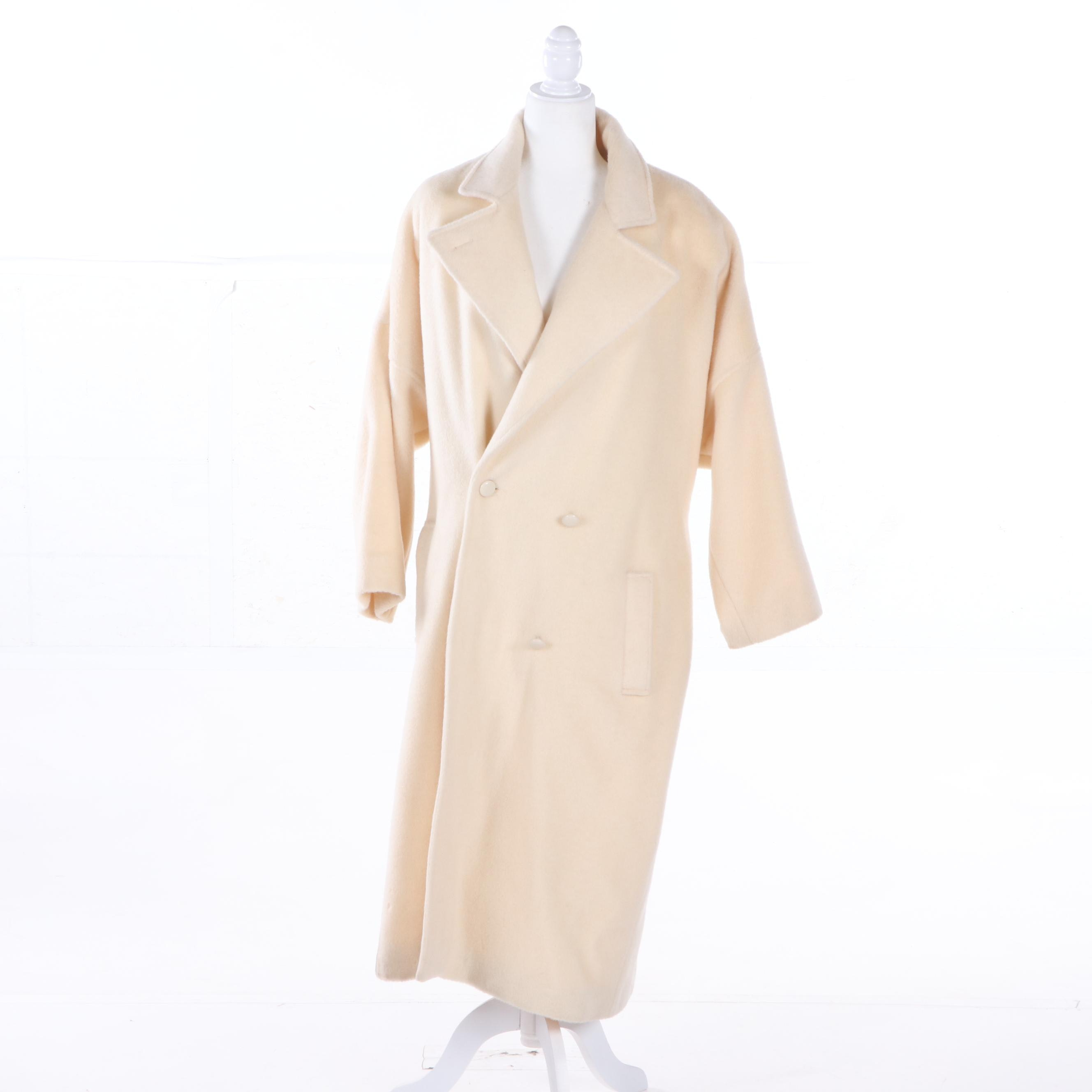 Women's Clifford Michael Worumbo Double-Breasted Coat