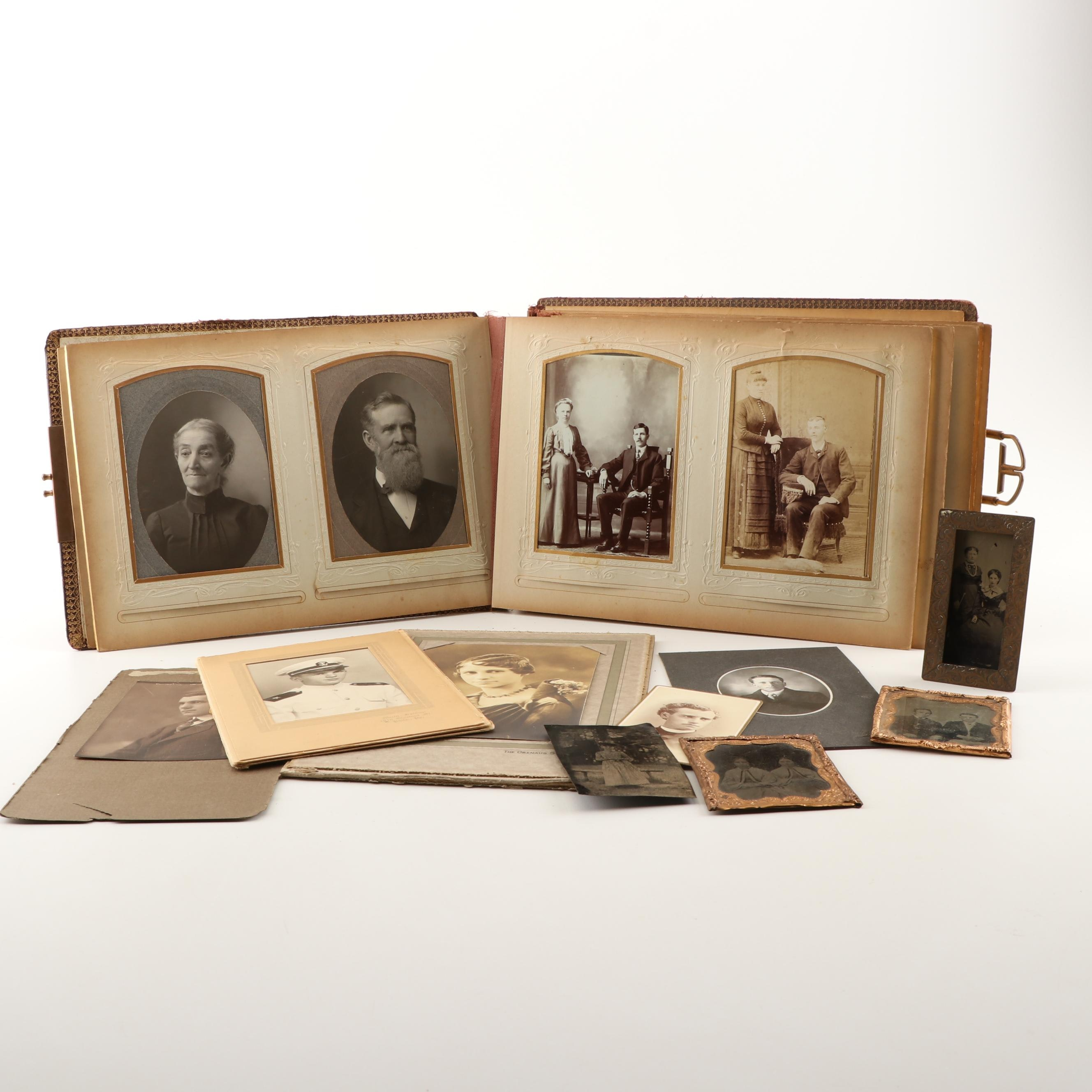 Vintage and Antique Photographs