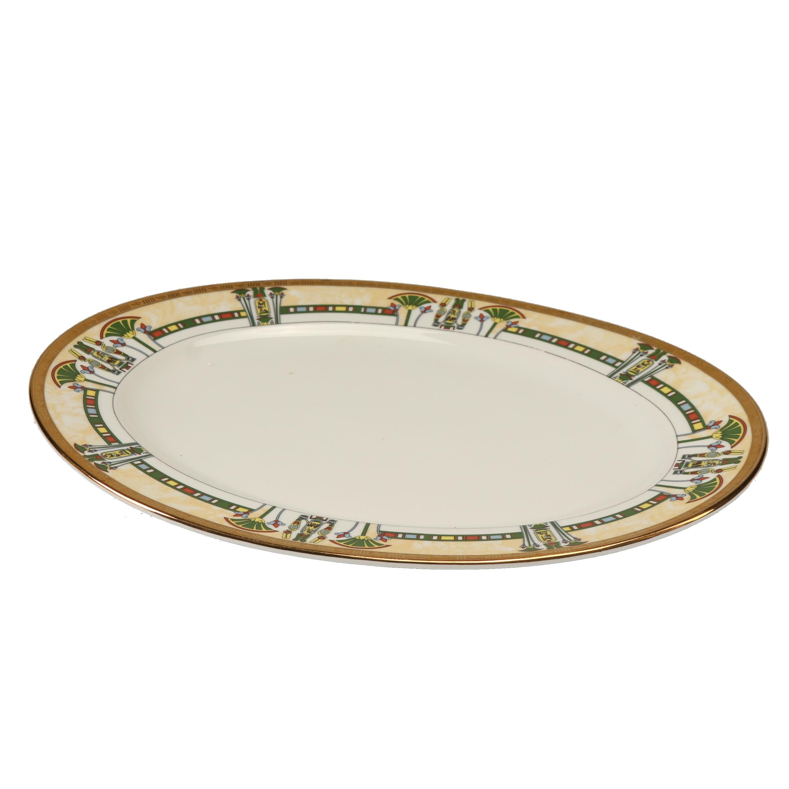 Thun Karlovarský  Porcelain Oval Platter
