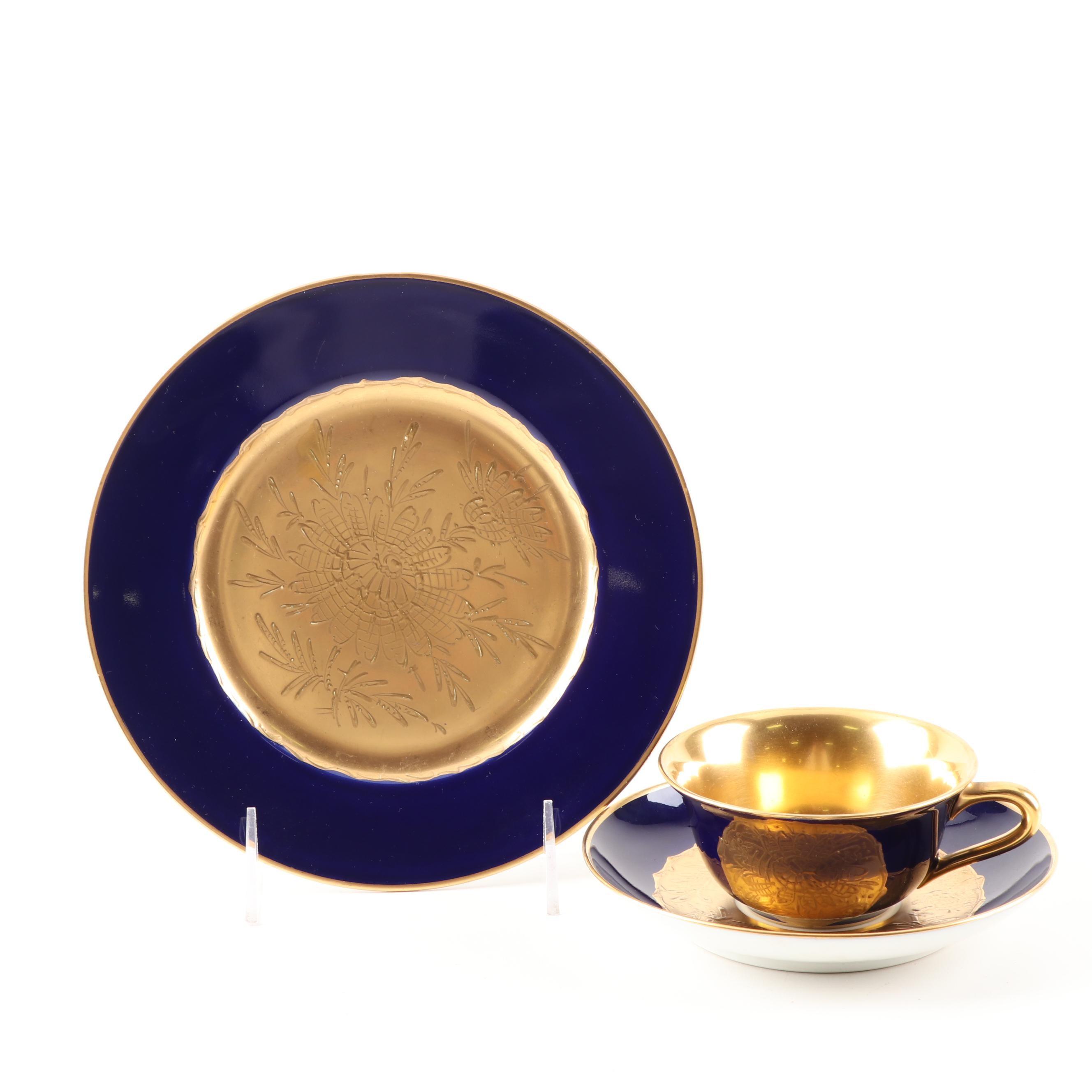 Bayern Porcelain Tea Set