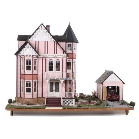 Unique Dollhouses, Miniatures & More