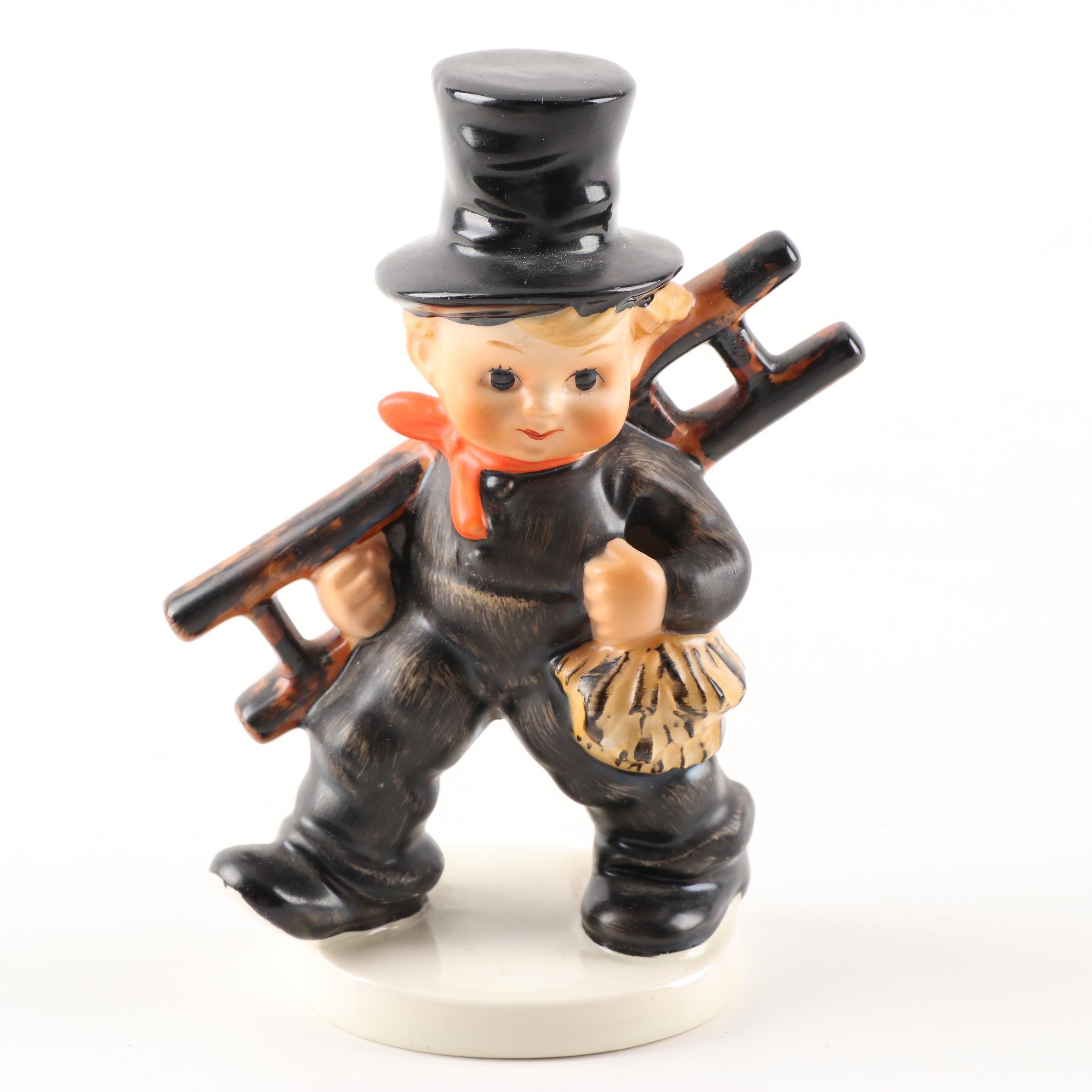 "Hummel ""Chimney Sweep"" Figurine"