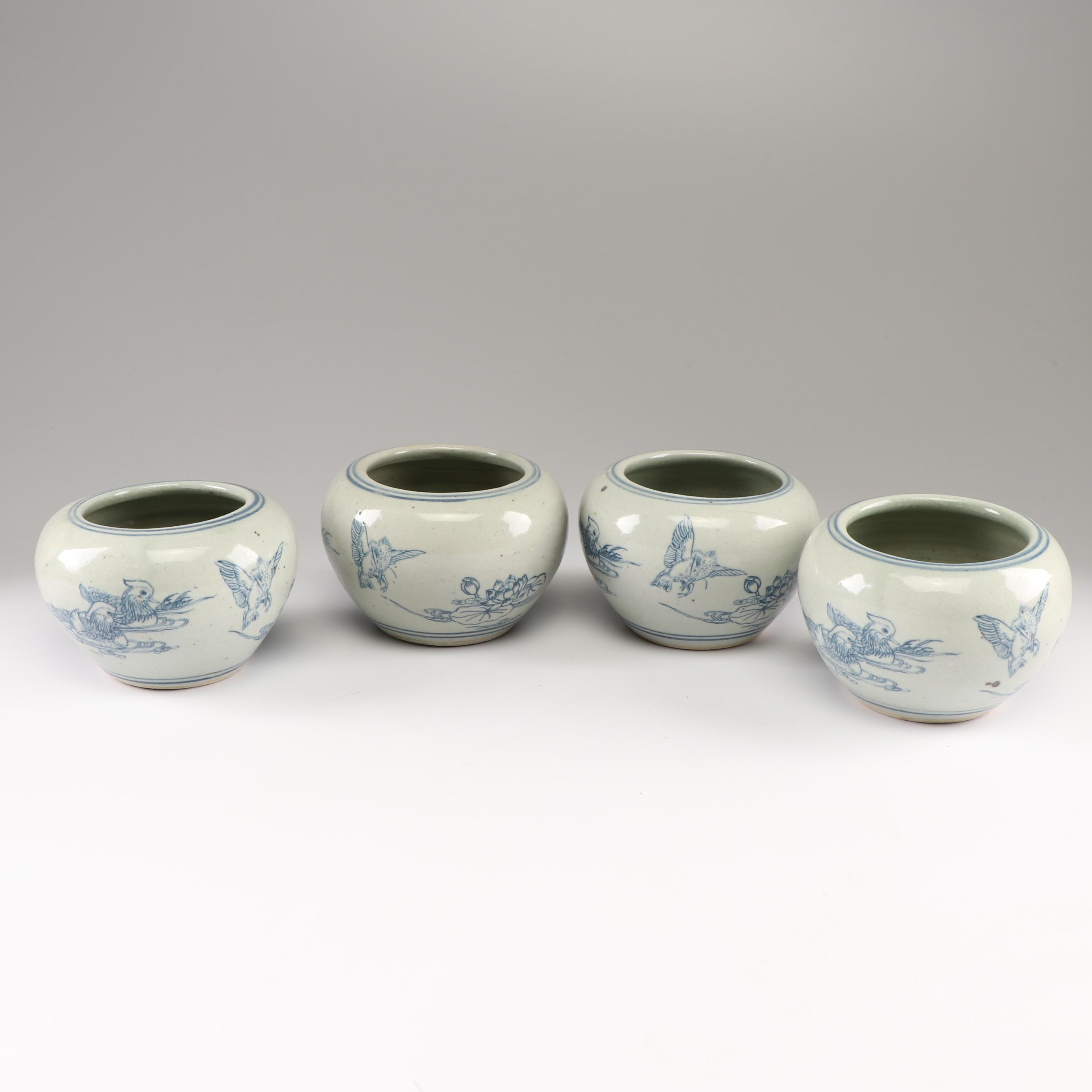 Chinese Ceramic Vessels