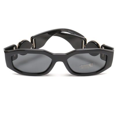 a82430da63 Prada Cat Eye Tortoiseshell Sunglasses with Case