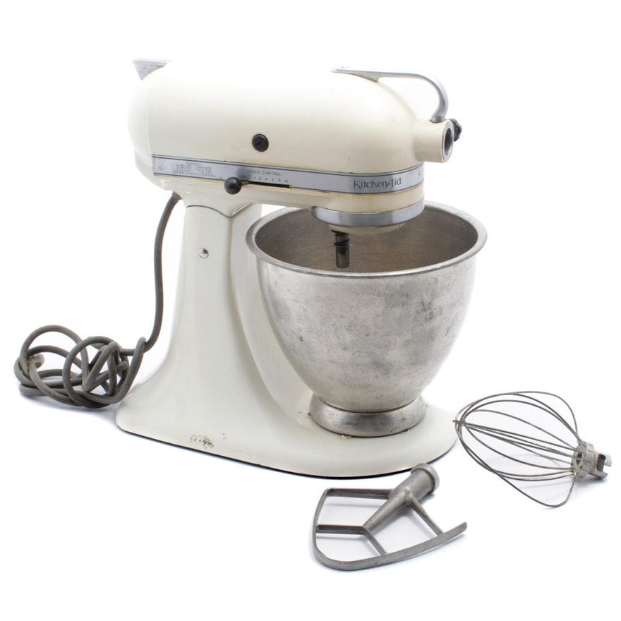 Kitchen Aid Classic Stand Mixer, Vintage
