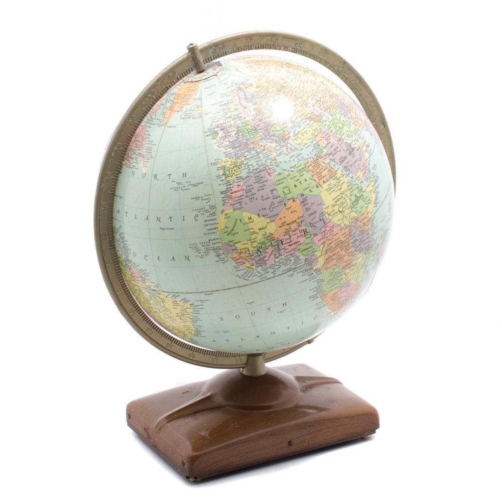 Replogle Mid-Century Desk Globe