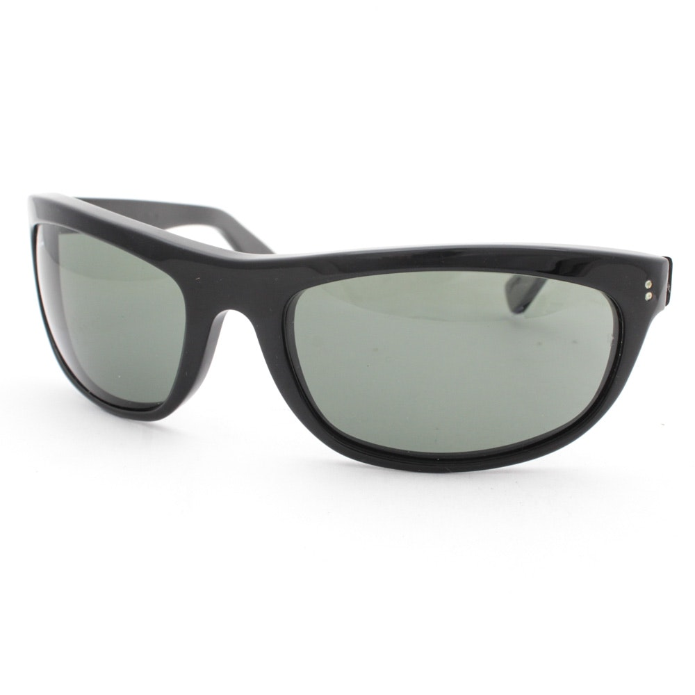 Ray-Ban Bausch & Lomb Black Balorama Sunglasses, Made in the U.S.A