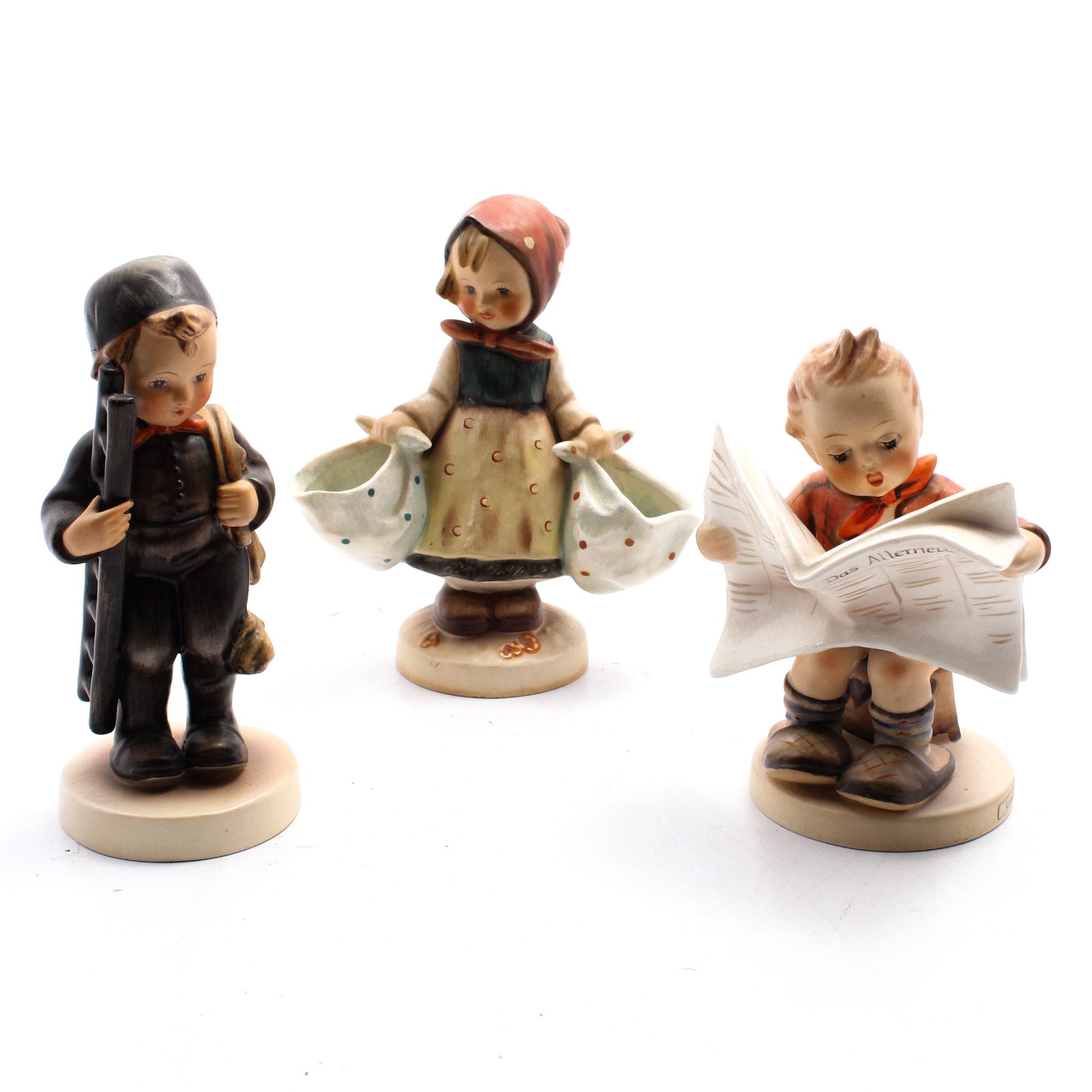 Goebel Hummel Ceramic Figurines