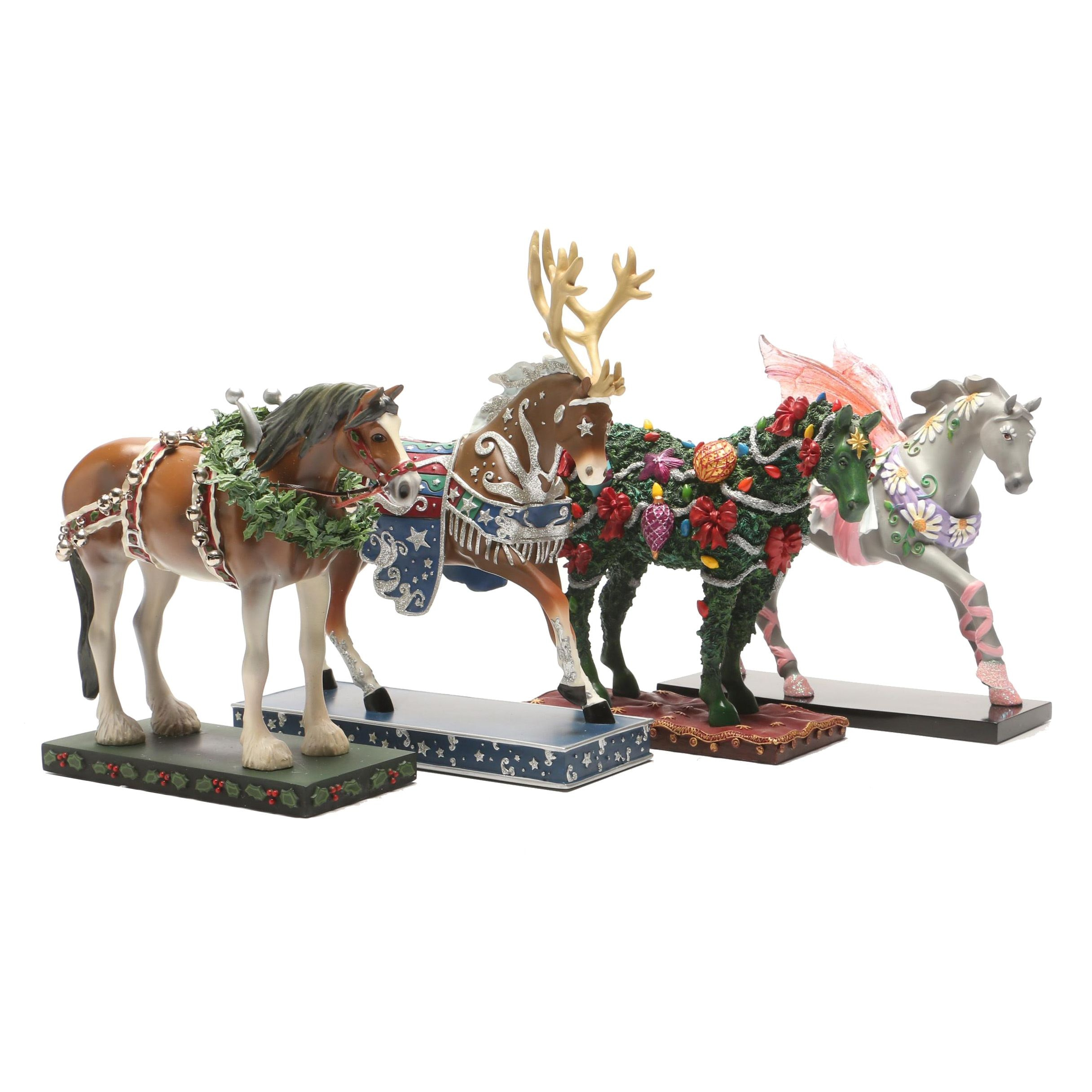 """The Trail of Painted Ponies"" Figurines"