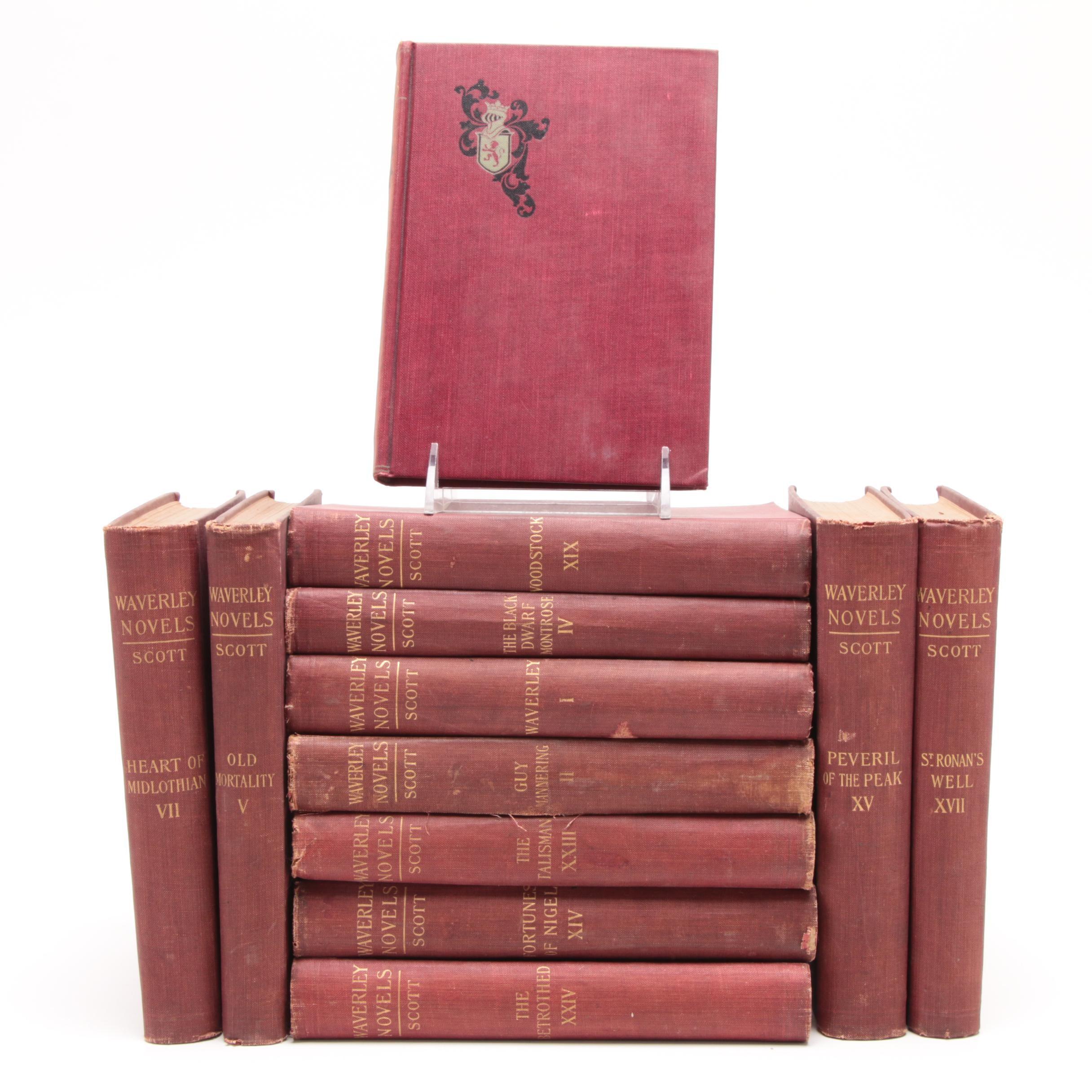 """Waverly Novels"" by Sir Walter Scott"
