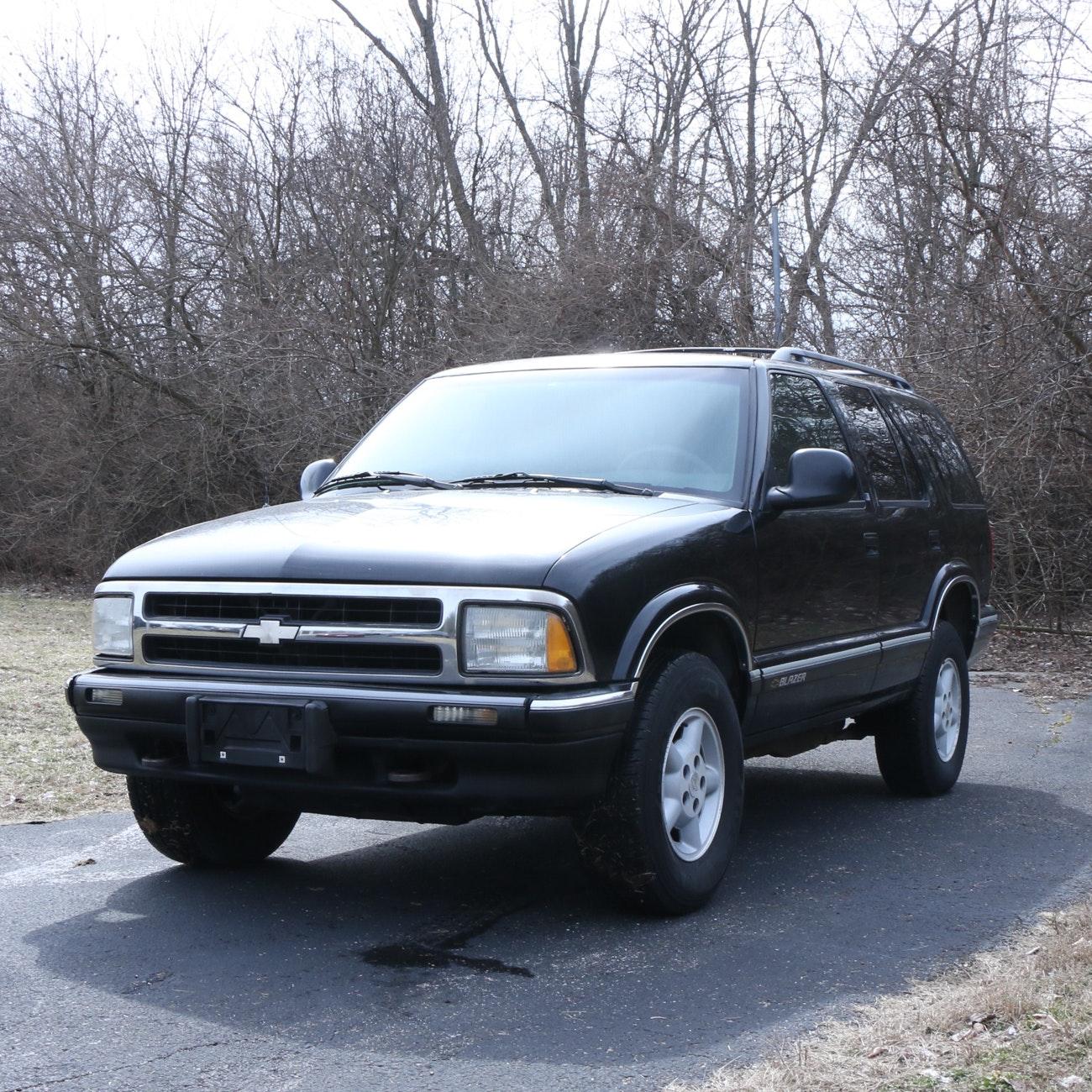 1995 Chevrolet Blazer 4x4