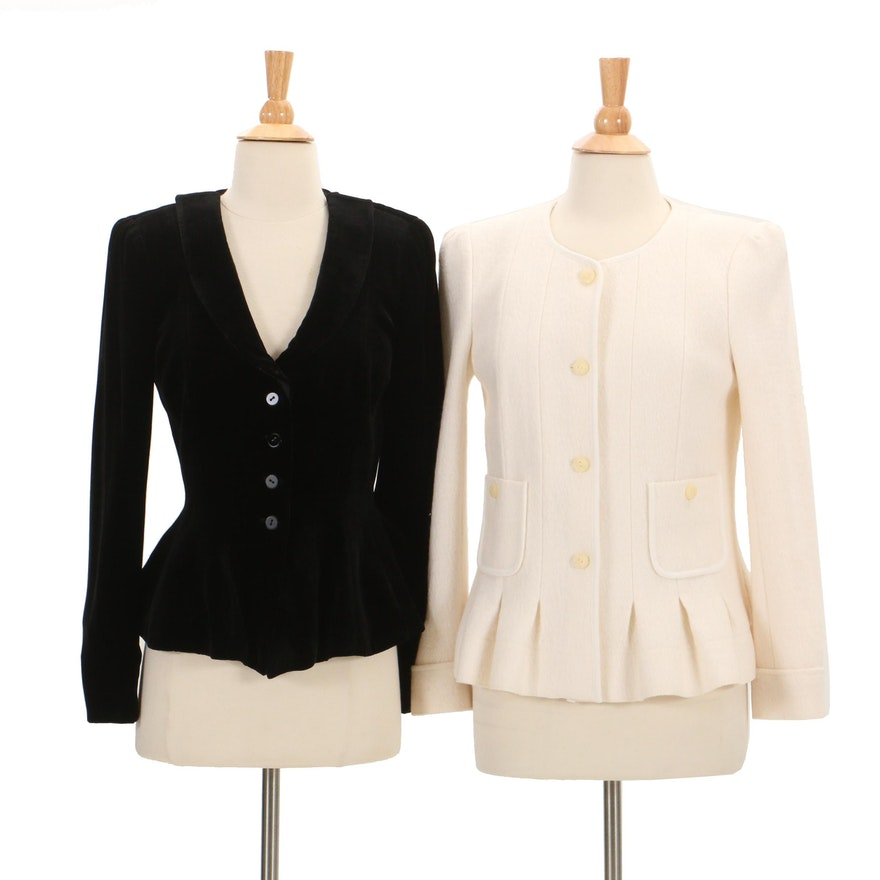 7adf659421ee Women's Armani Collezioni and Elevenses Jackets : EBTH