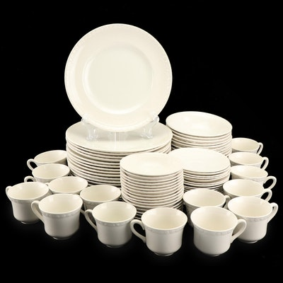 "1960s Wedgwood ""Hedge Rose"" Dinnerware"