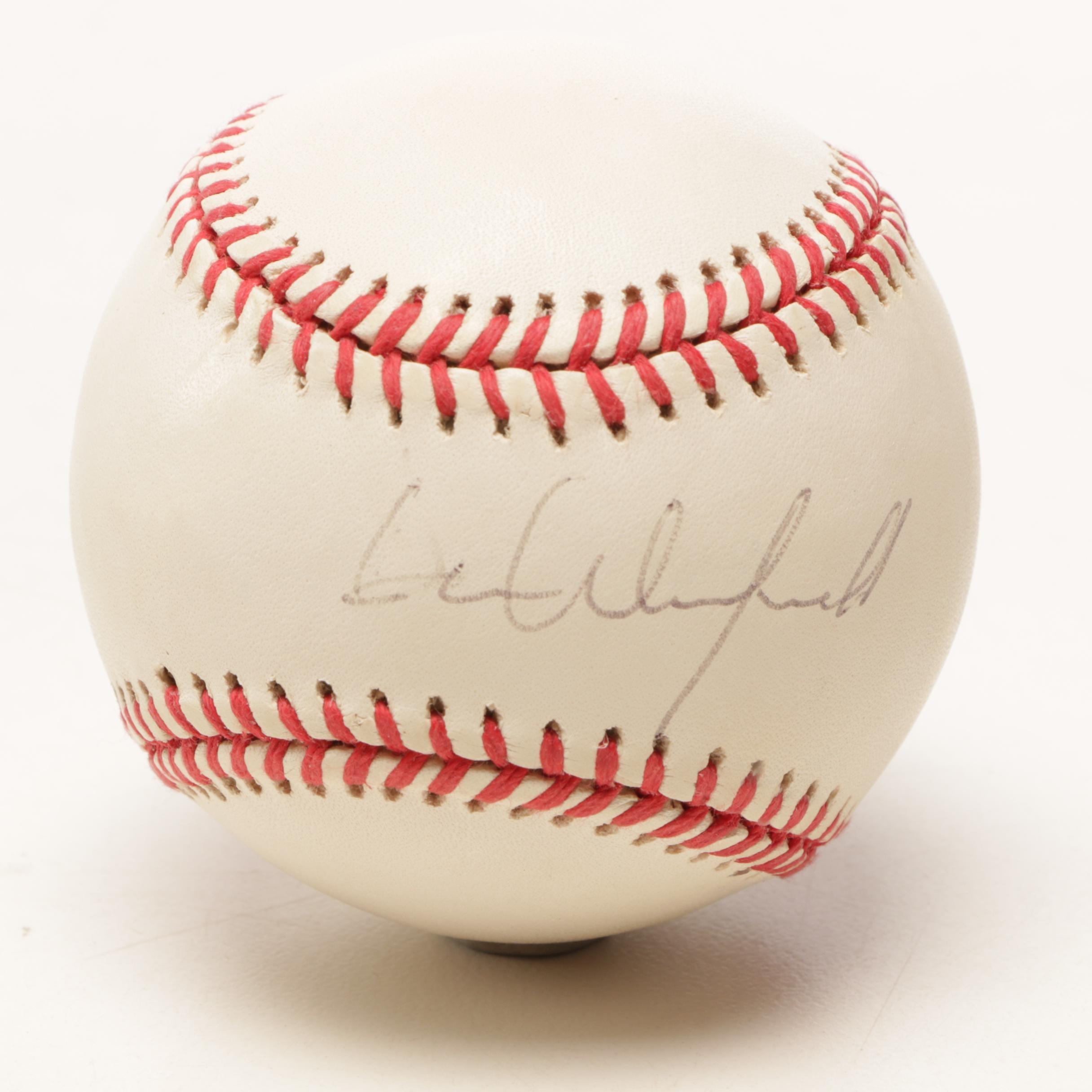 (HOF) Dave Winfield Signed Rawlings American League Baseball
