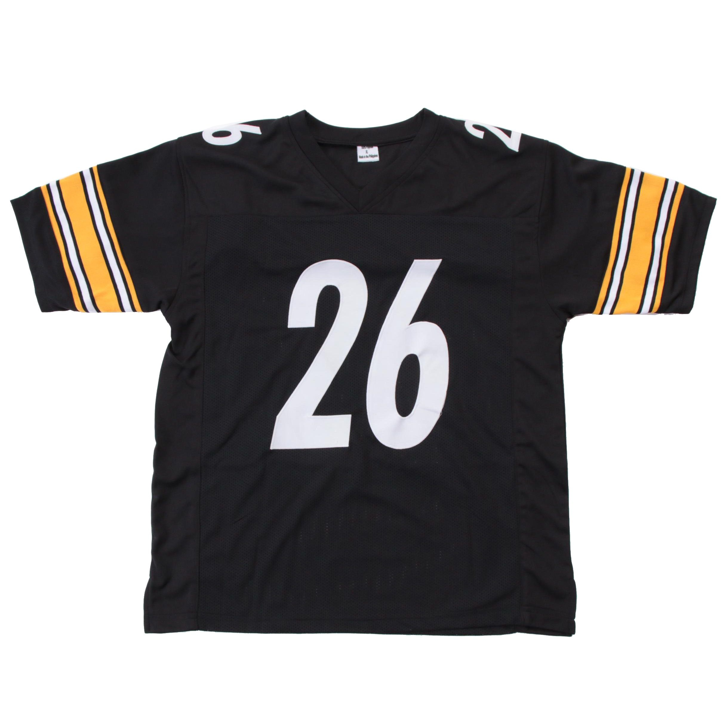 Le'Veon Bell Signed Pittsburgh Steelers NFL Football Jersey PSA.DNA COA